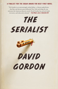 Cover: The Serialist - David Gordon