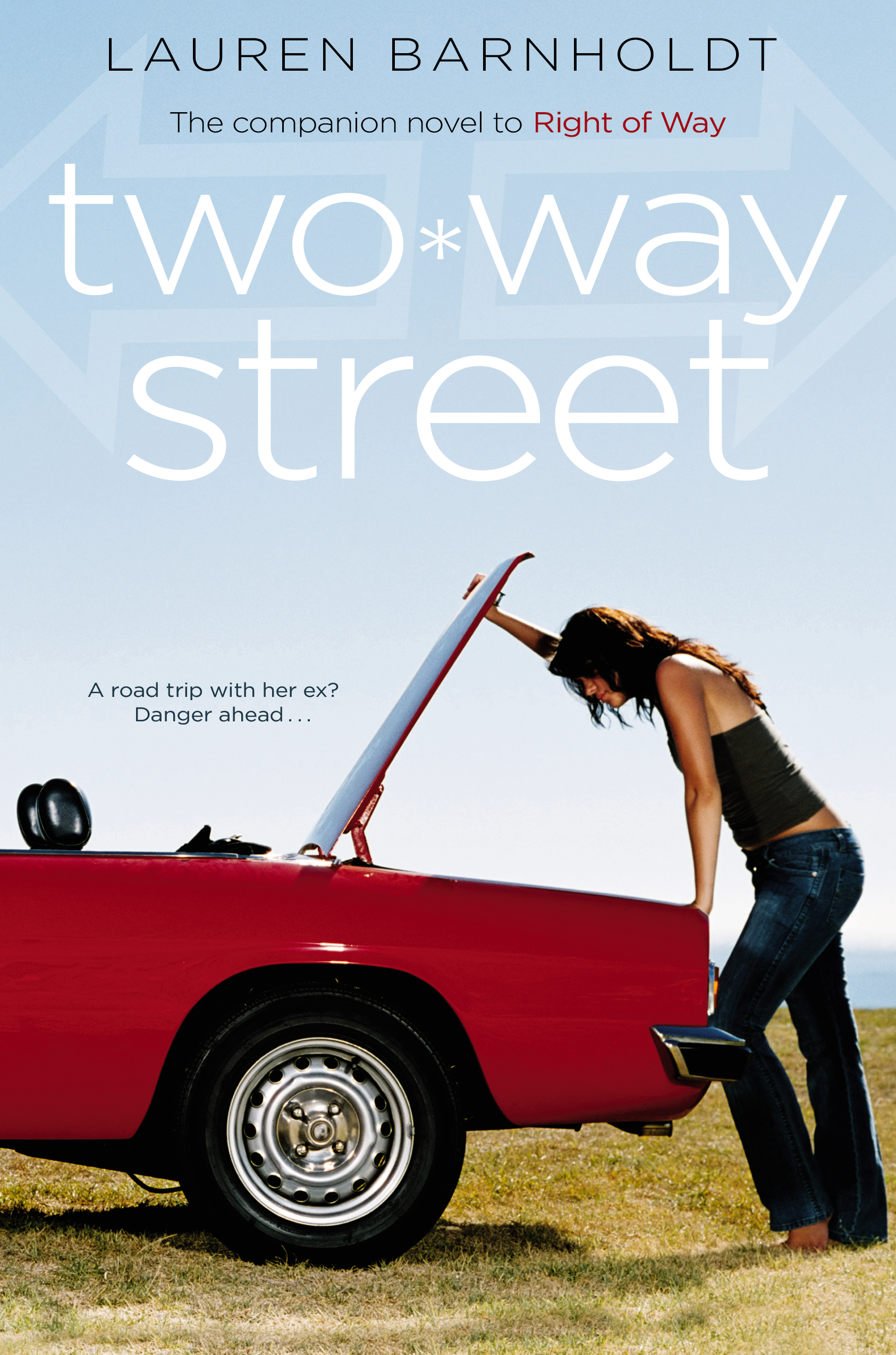 Image result for two way street book