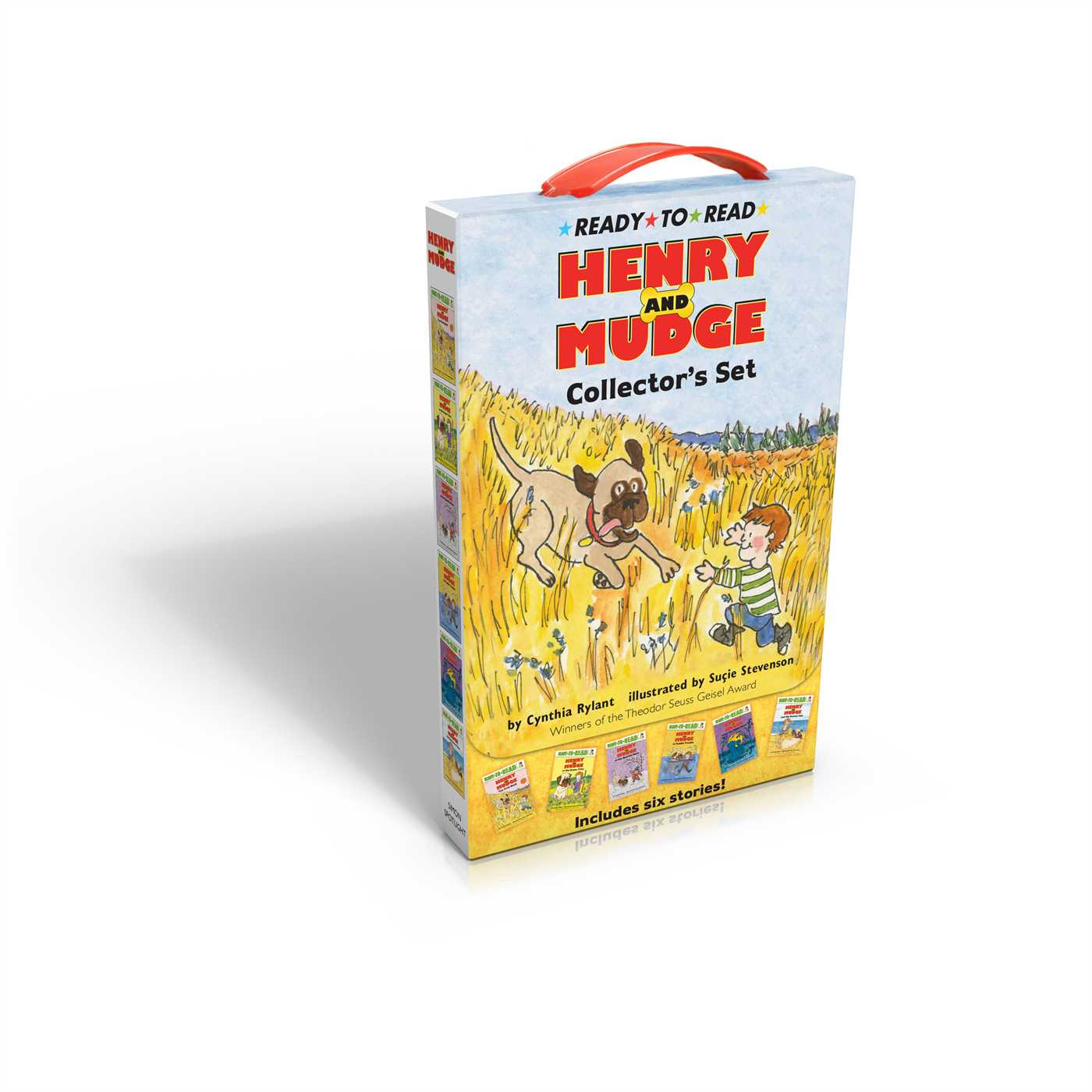Henry And Mudge Collector S Set