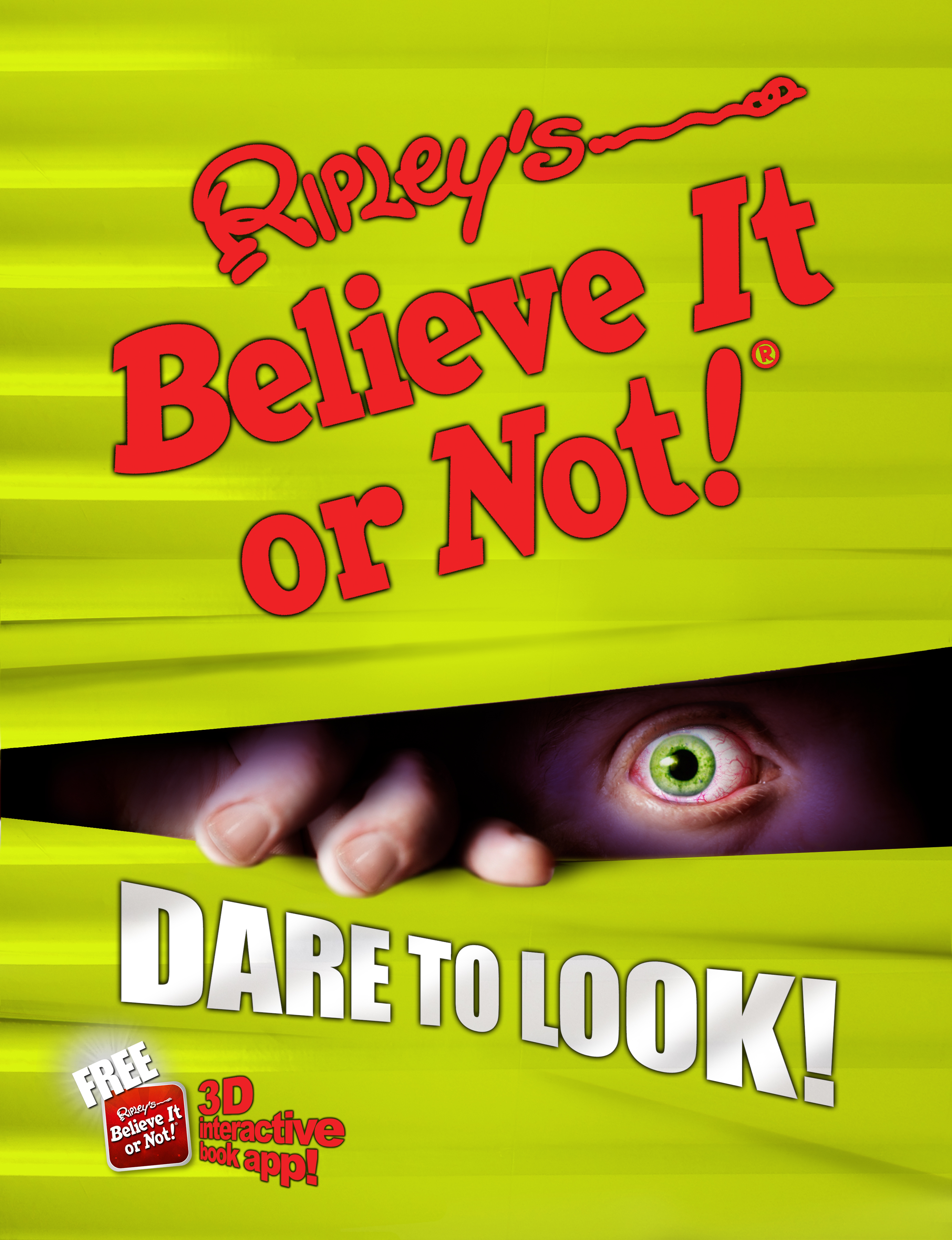 Ripley S Believe It Or Not Dare To Look