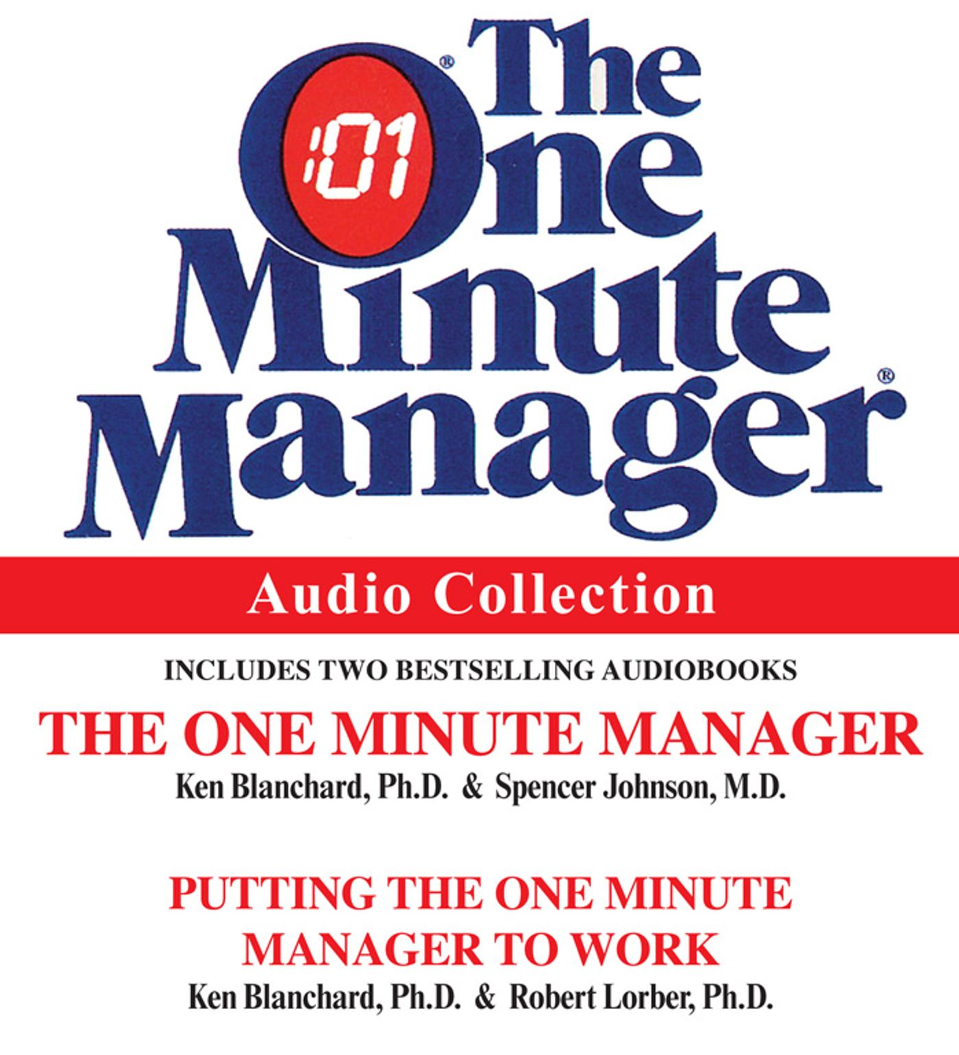 The One Minute Manager Audio Collection Audiobook On Cd By