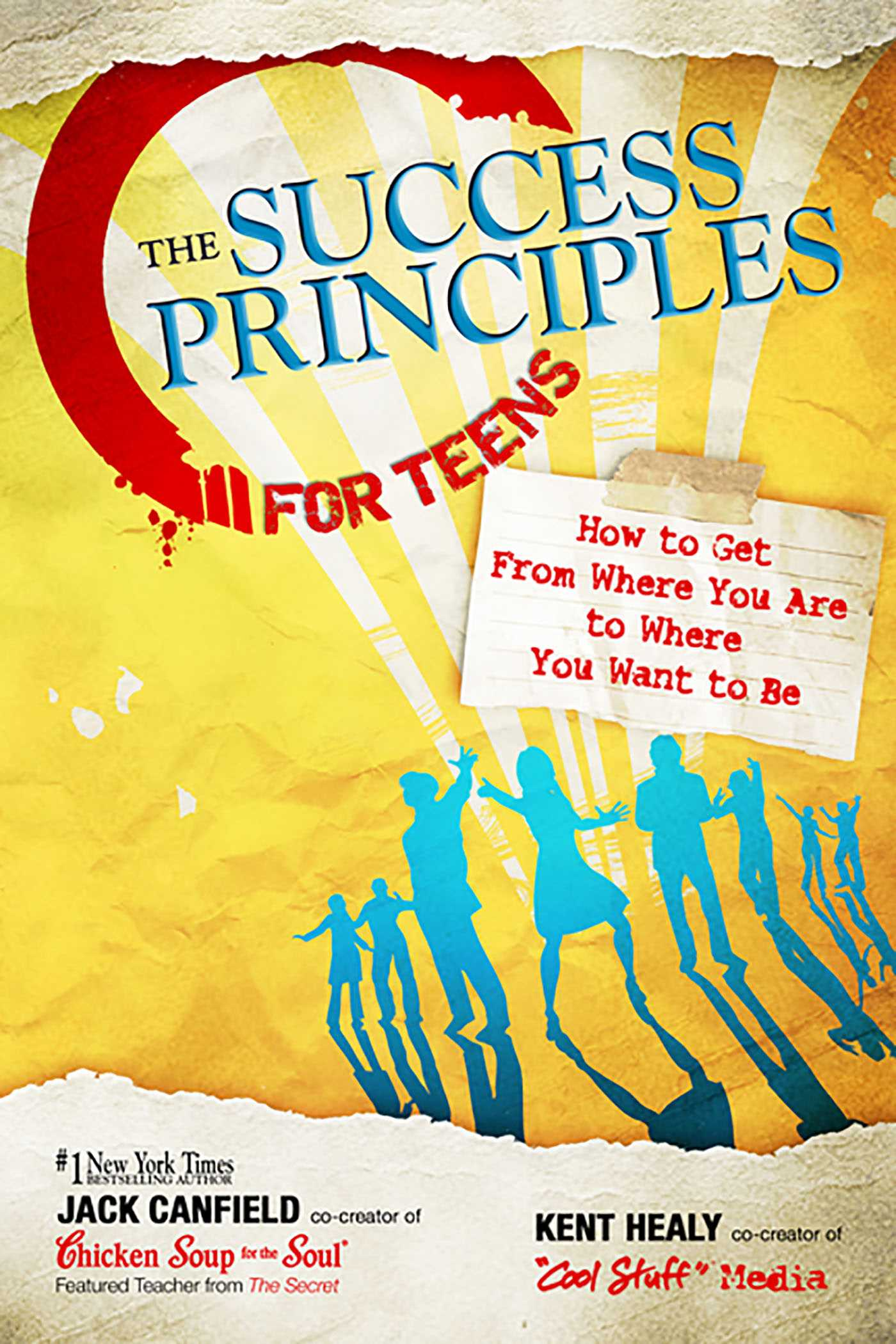 The Success Principles For Teens Ebook By Jack Canfield