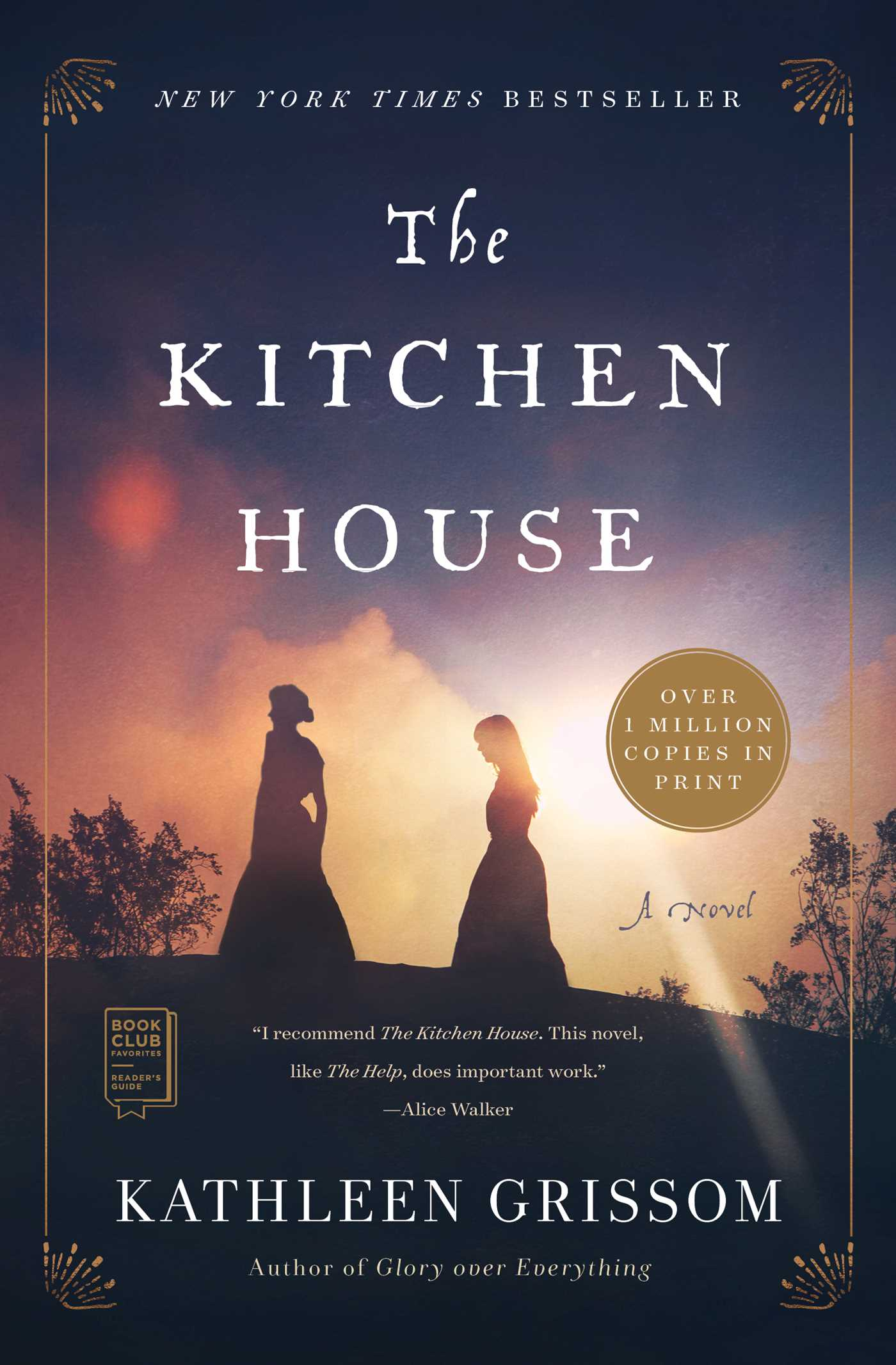Image result for 'The Kitchen House' by Kathleen Grissom.