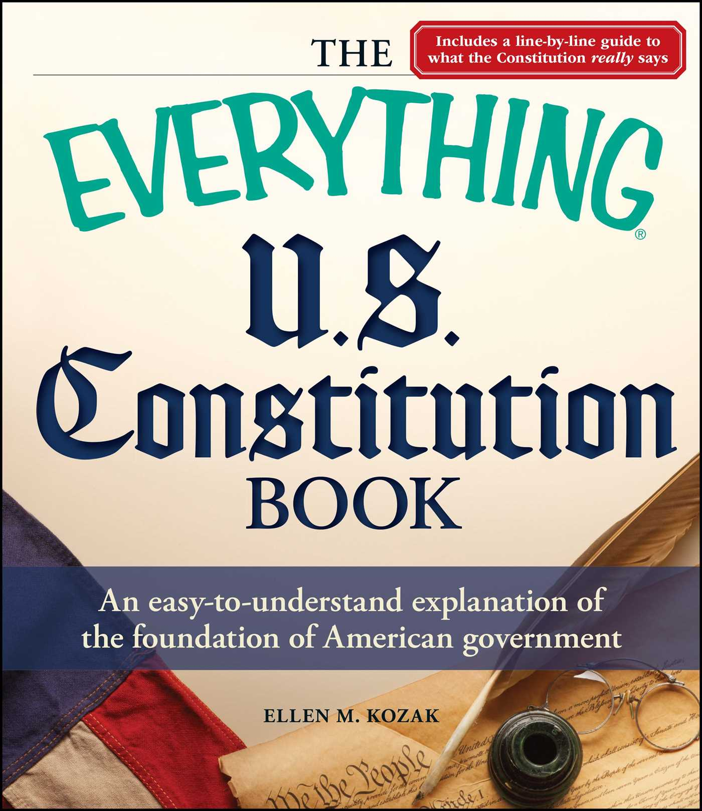 The Everything U S Constitution Book