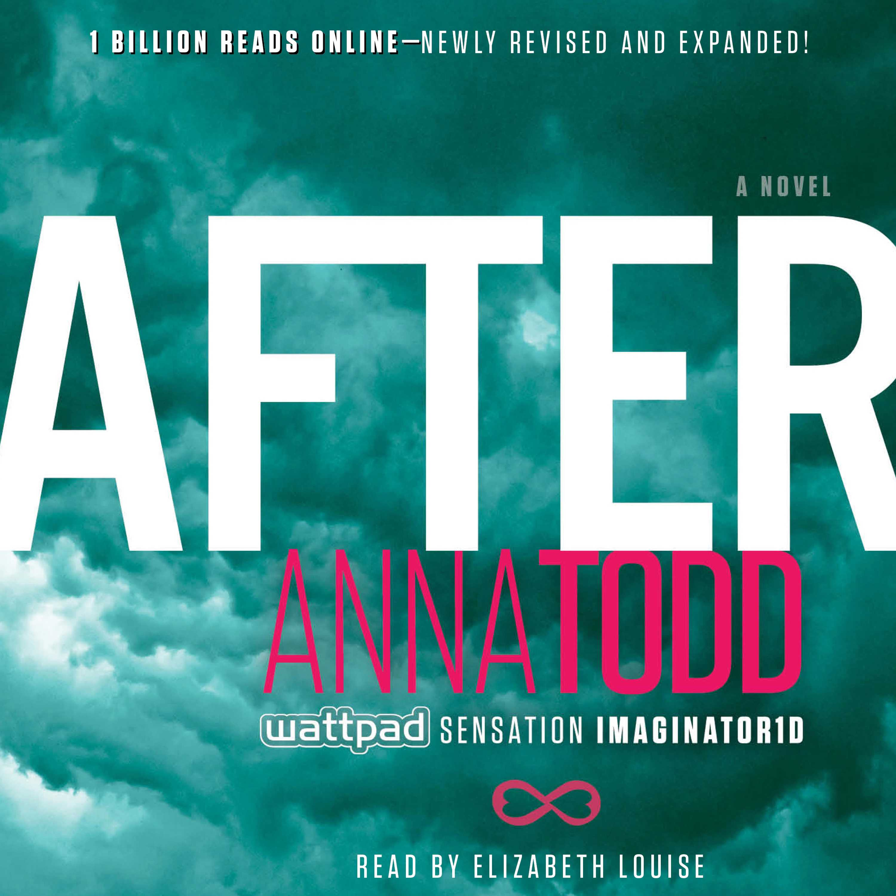 After Audiobook By Anna Todd Elizabeth Louise