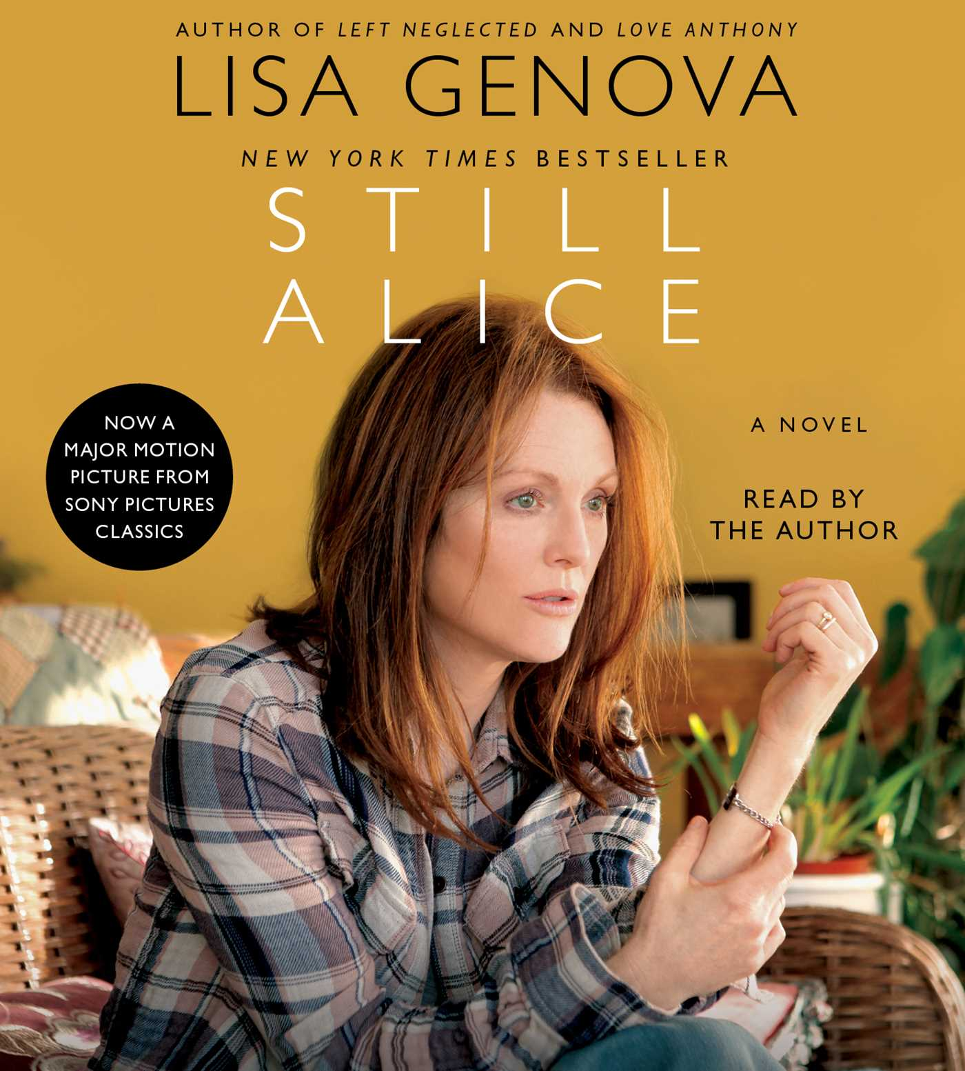 Still Alice Audiobook on CD by Lisa Genova   Official Publisher Page     Still alice 9781442385764 hr