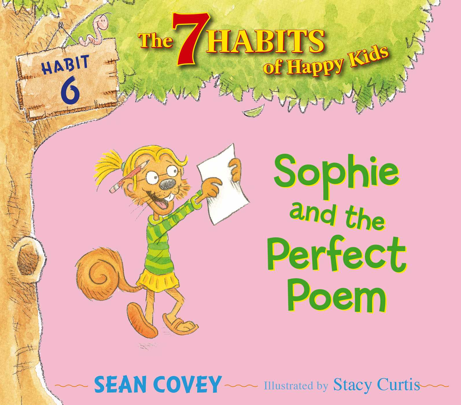Sophie And The Perfect Poem Ebook By Sean Covey Stacy Curtis