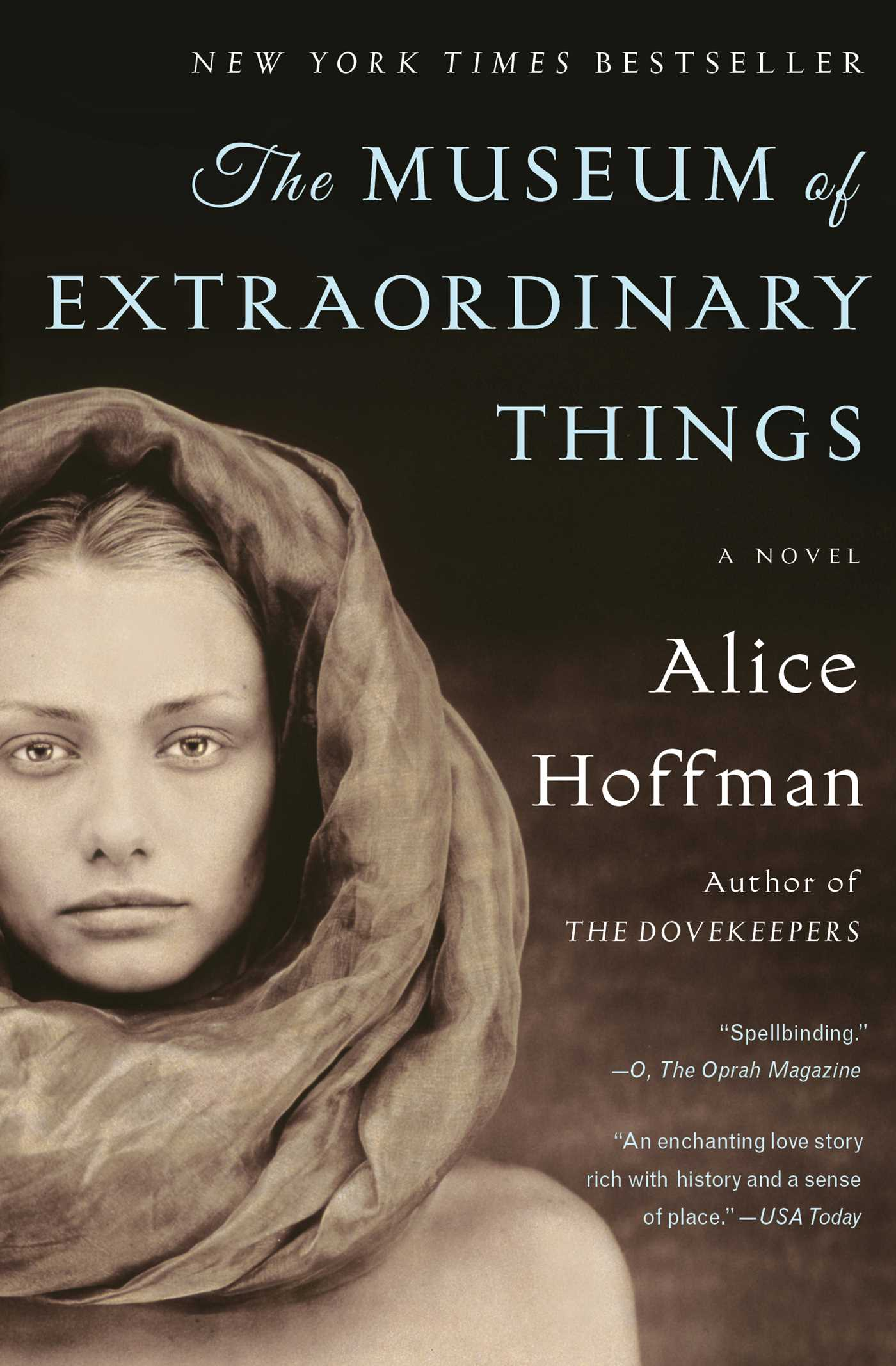 Image result for the museum of extraordinary things book cover