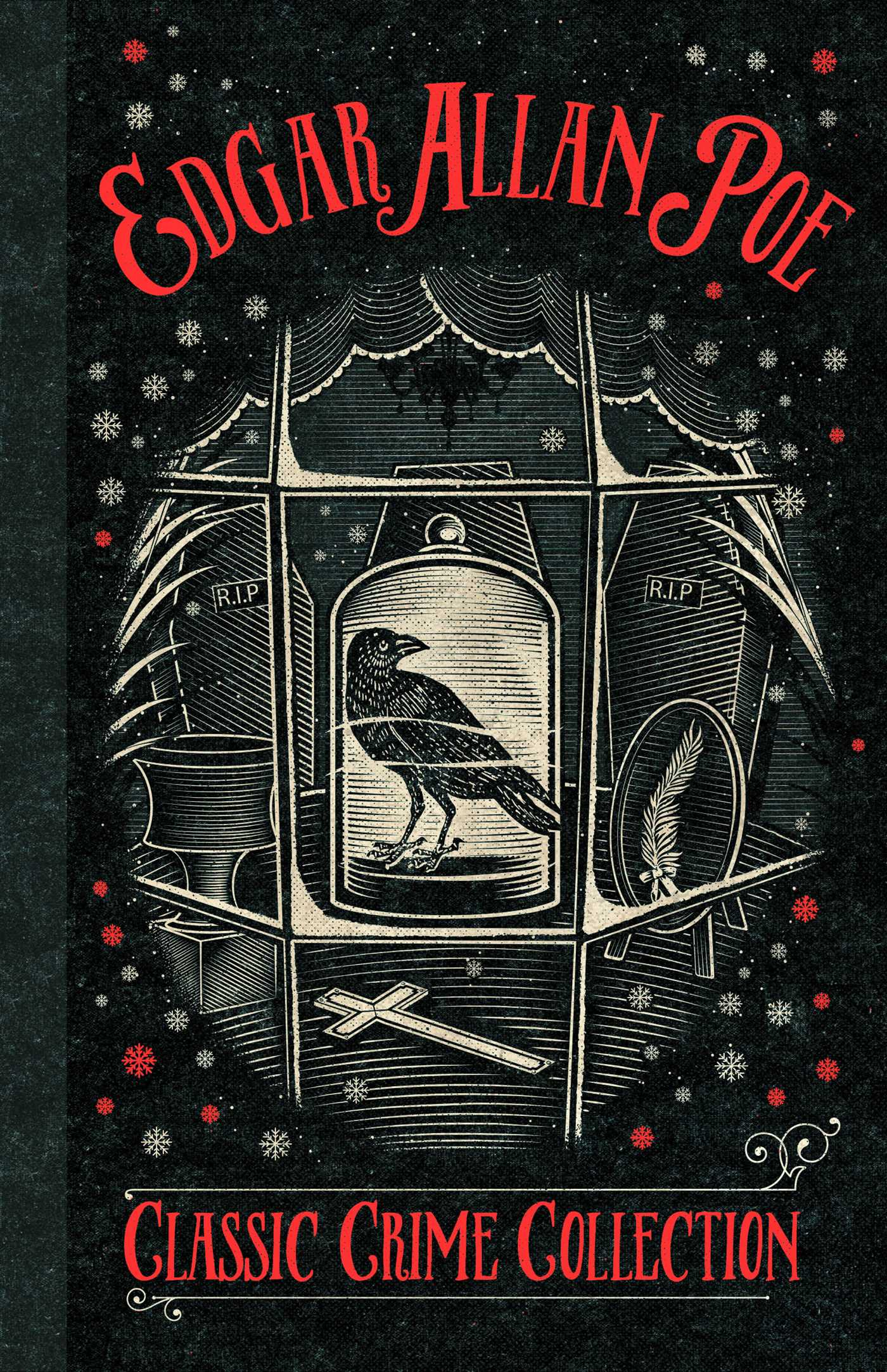 Image result for STORIES BY EDGAR ALLAN POE book cover