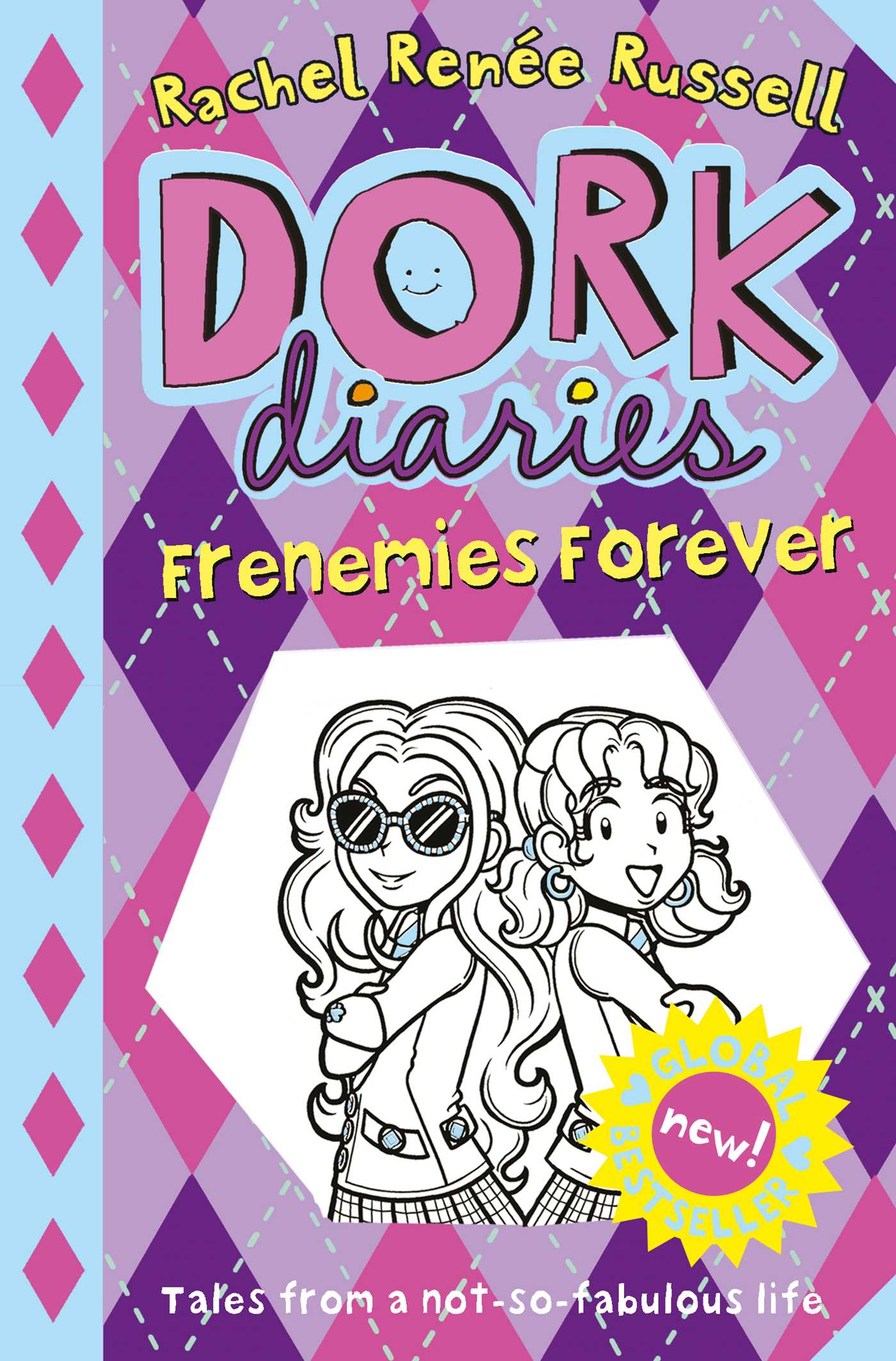 Image result for Dork Diaries: Frenemies Forever by Rachel