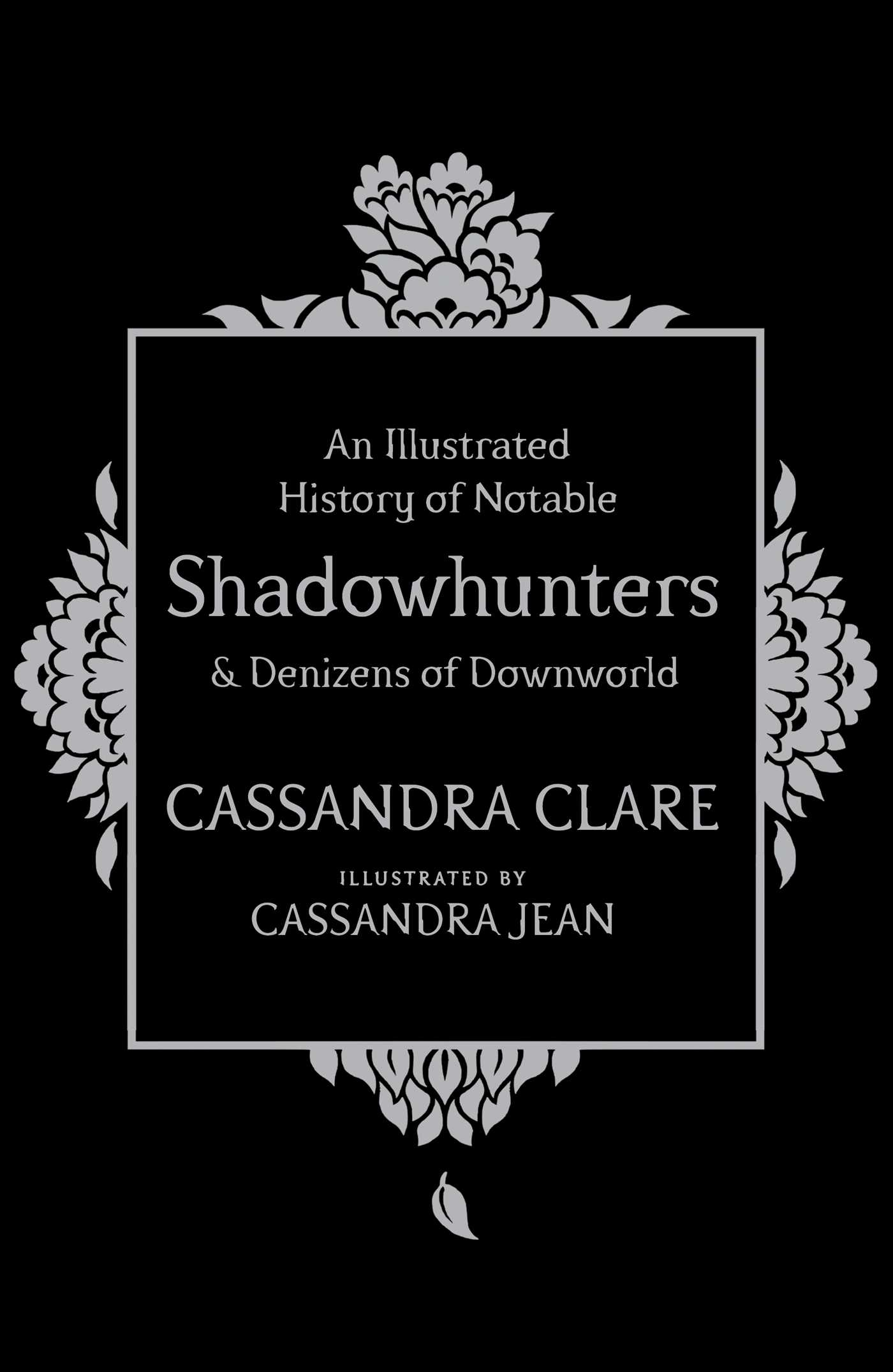 Image result for an illustrated guide to notable shadowhunters