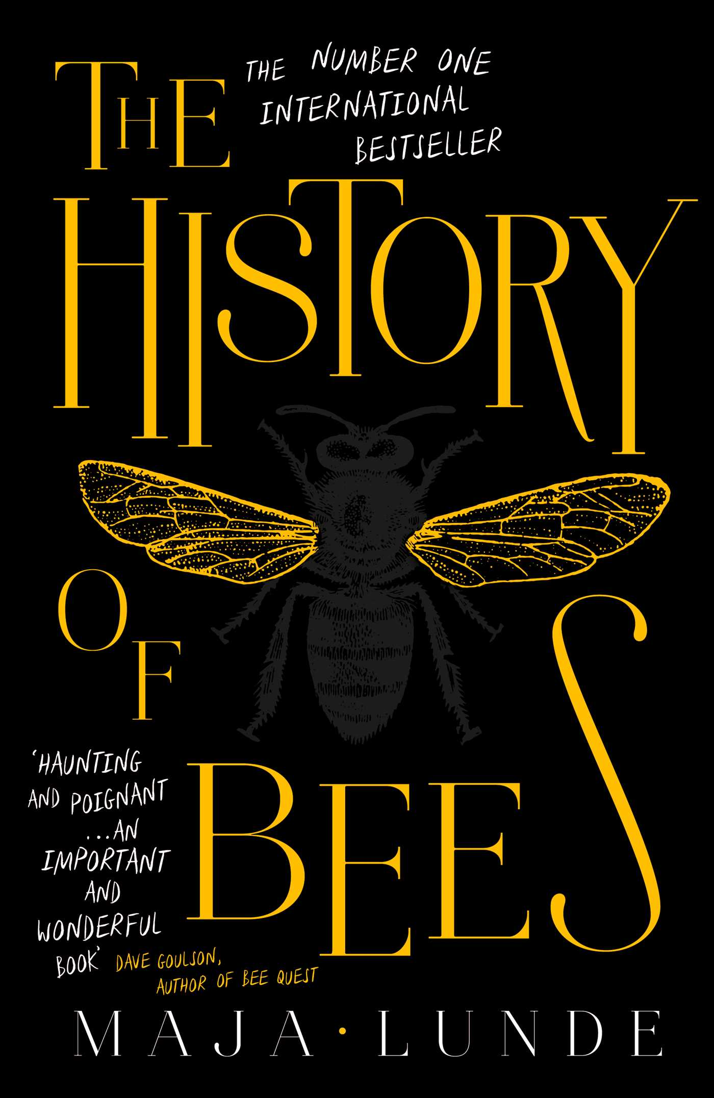 Image result for maja lunde history of bees