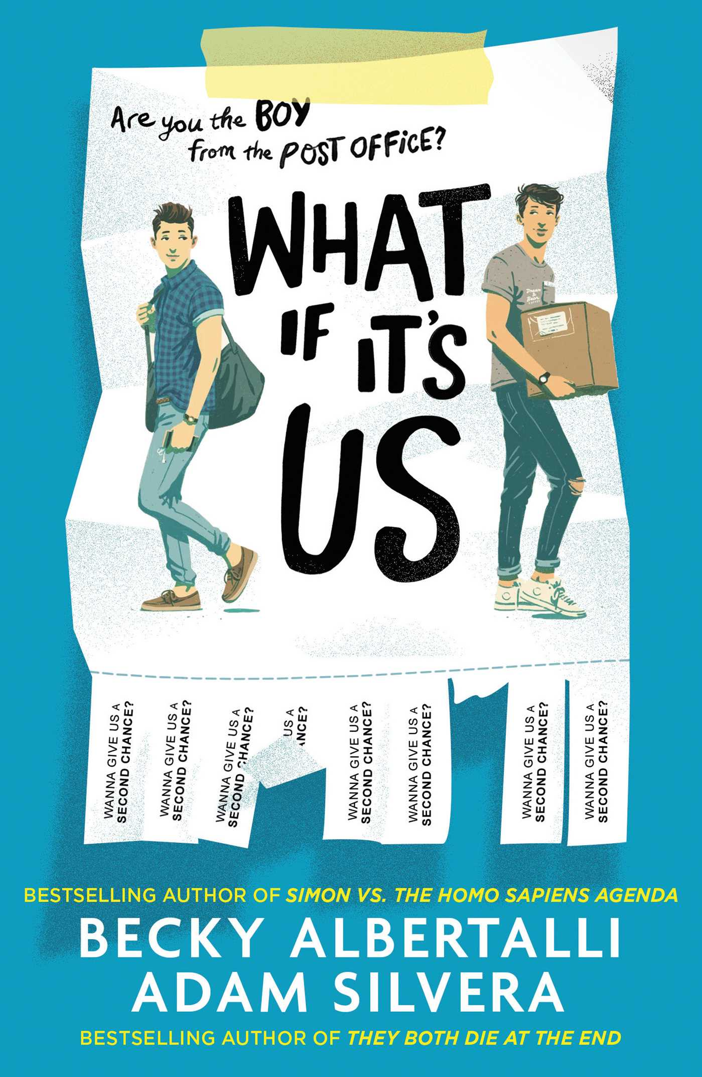 Image result for what if it's us adam silvera