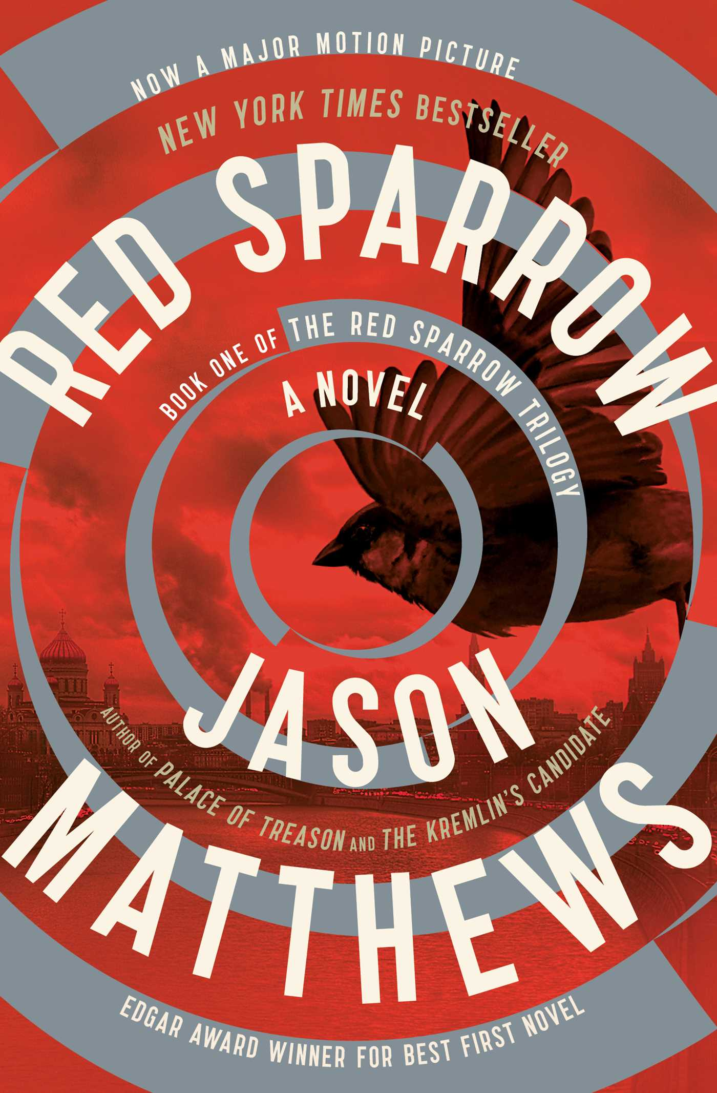 Image result for Red Sparrow- Jason Matthews