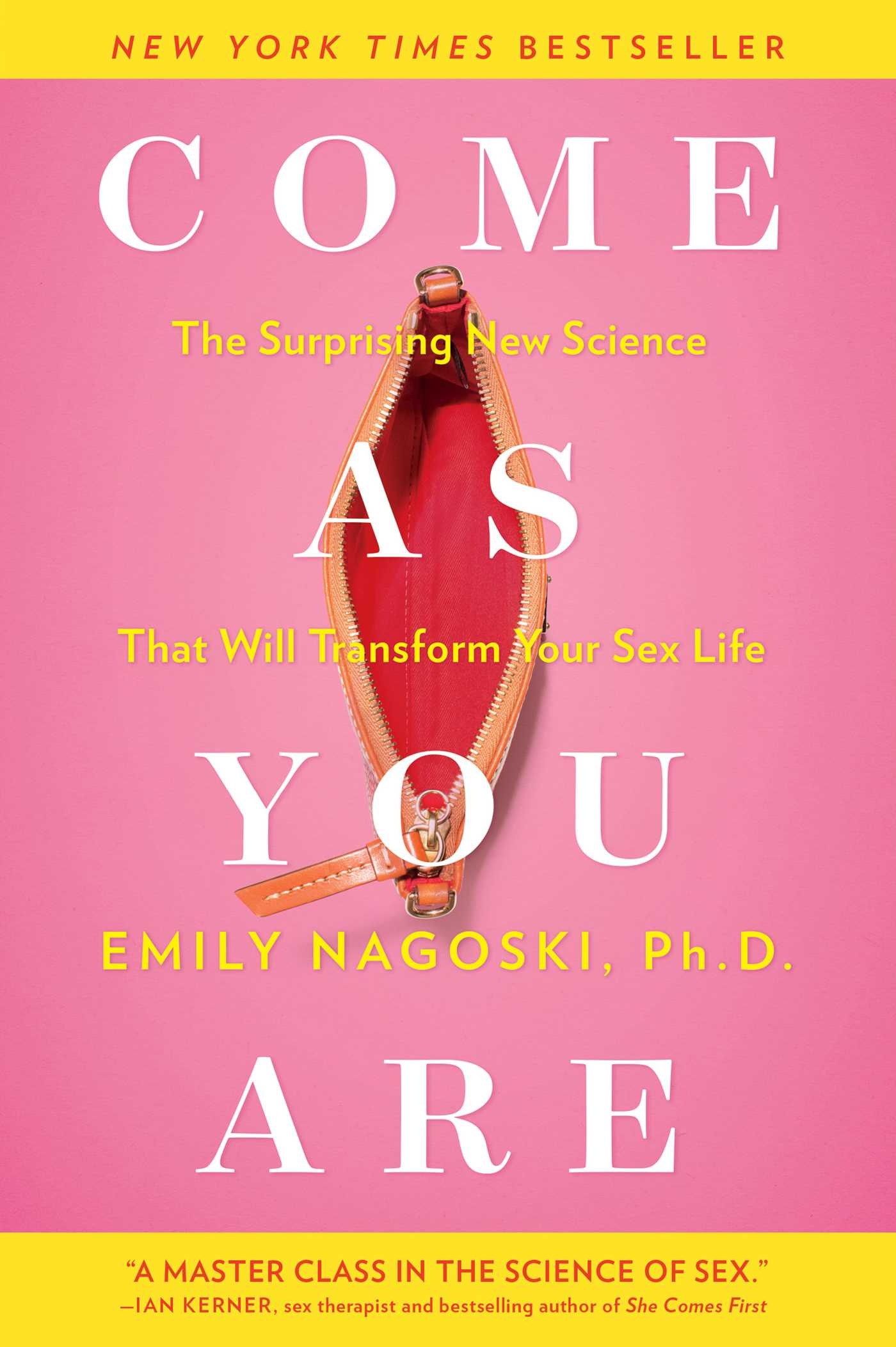 Come as you Are by Nagoski Title