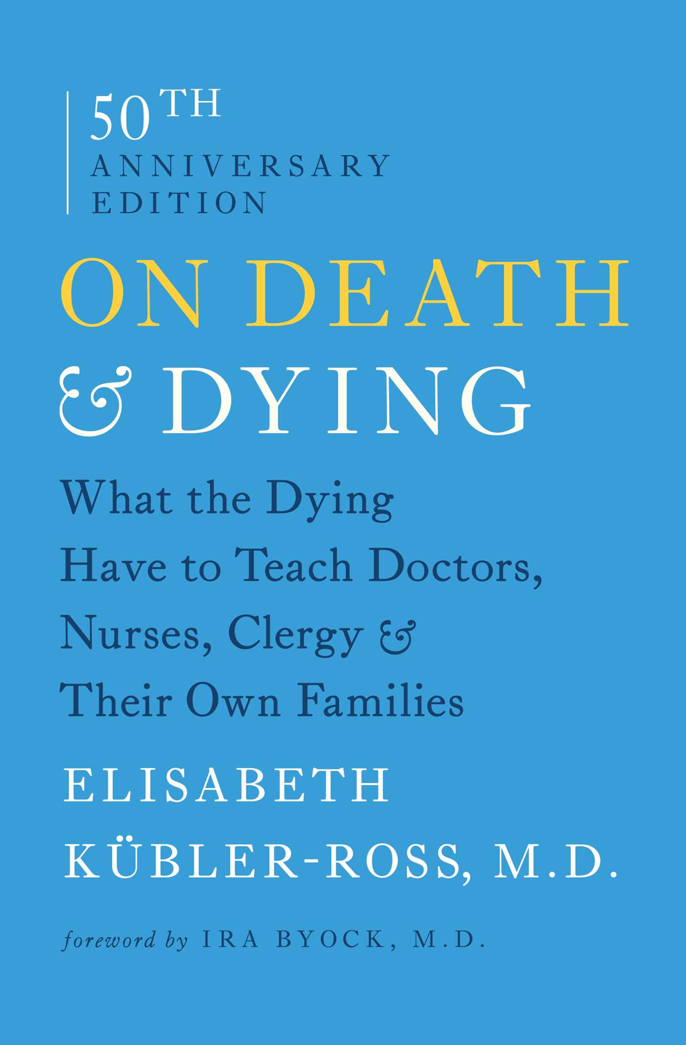 On And Dying
