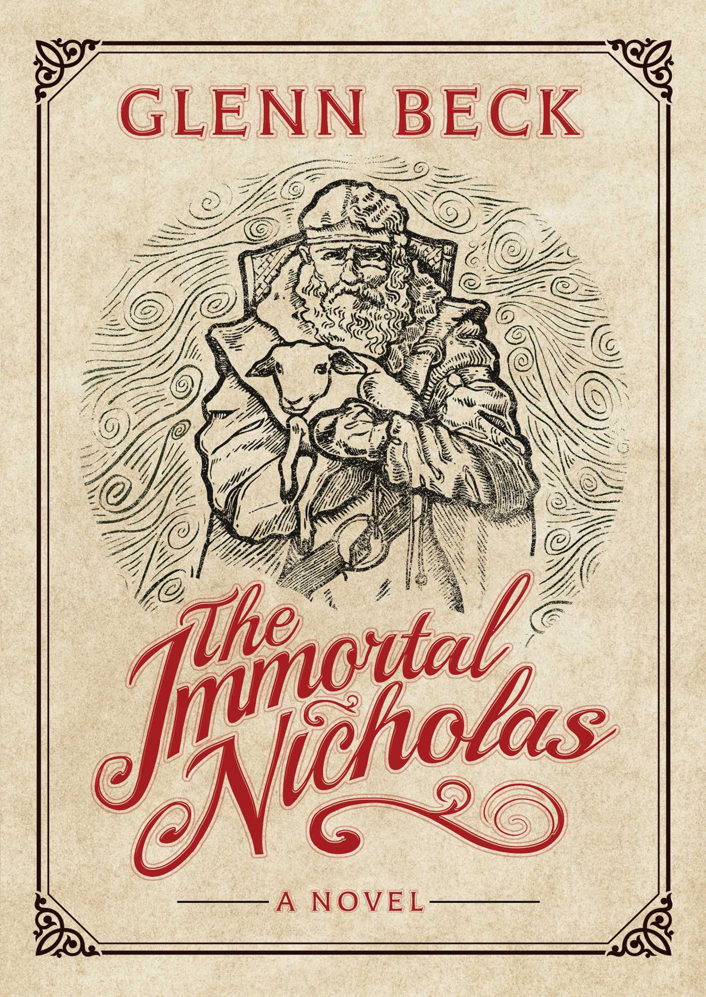 Image result for The immortal Nicholas : a novel