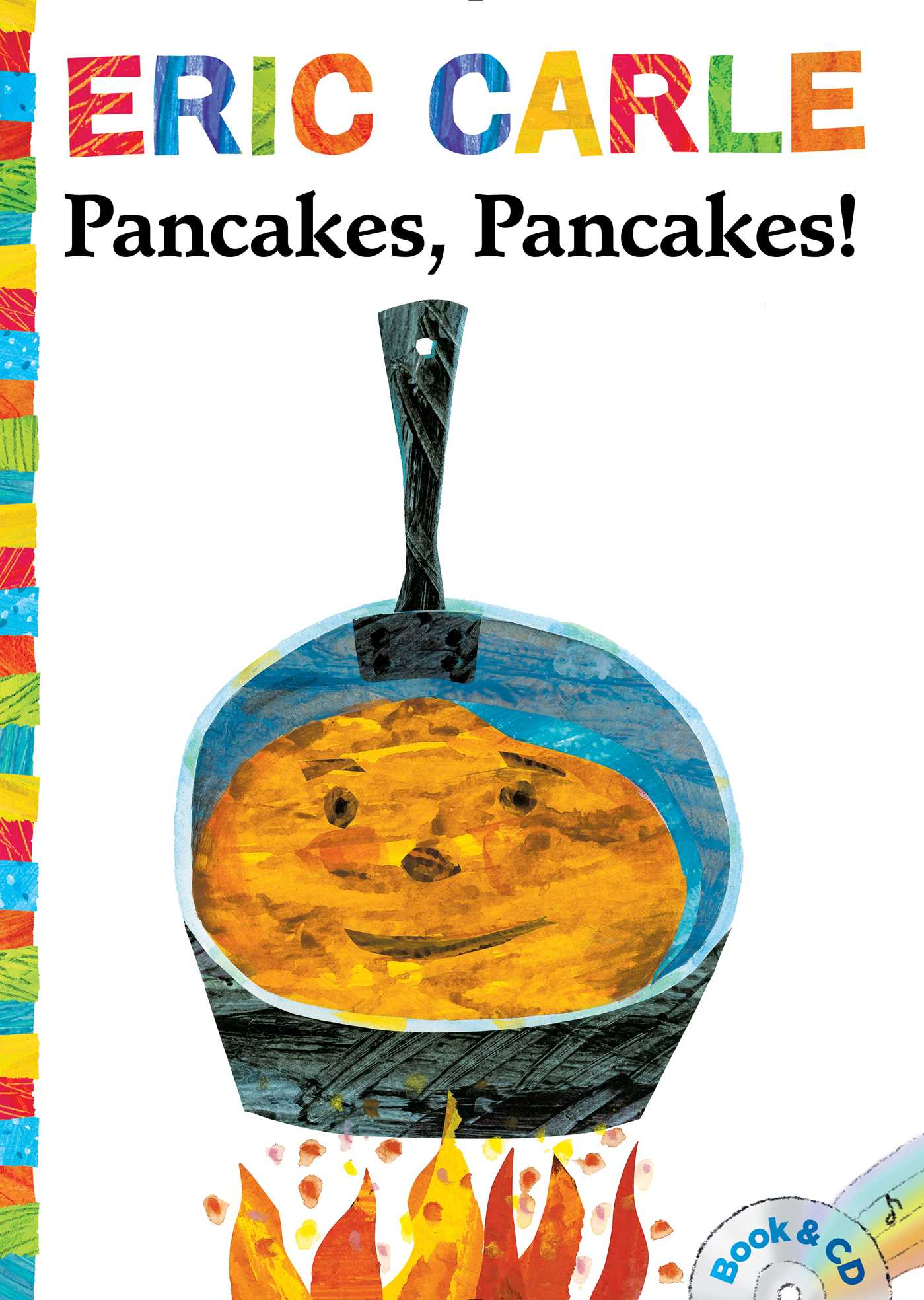 Pancakes Pancakes Book By Eric Carle Stanley Tucci