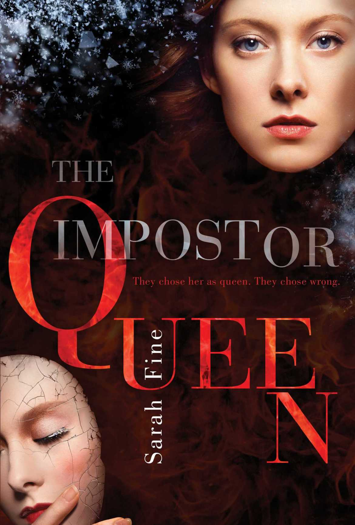 The Impostor Queen Book Cover