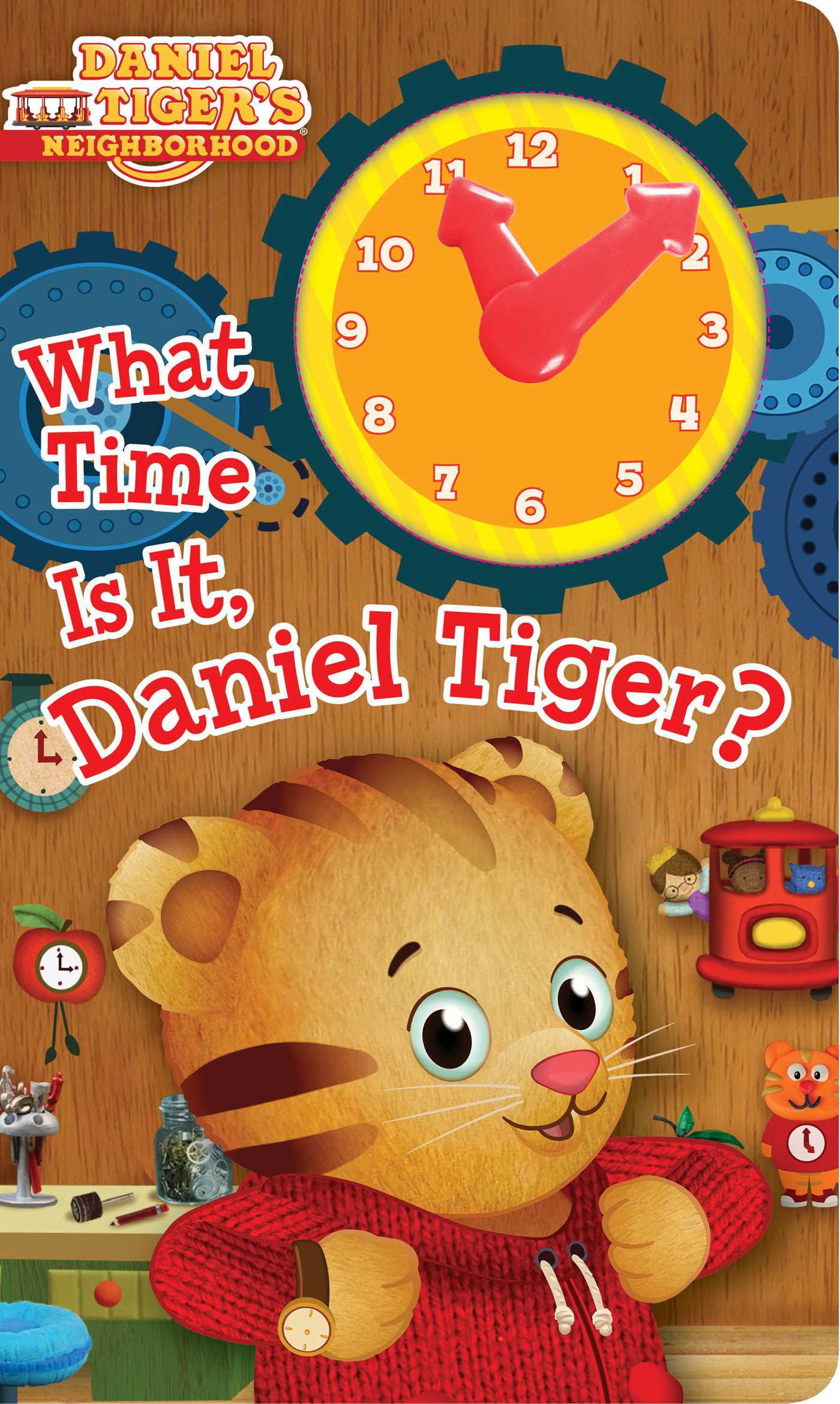 What Time Is It Daniel Tiger