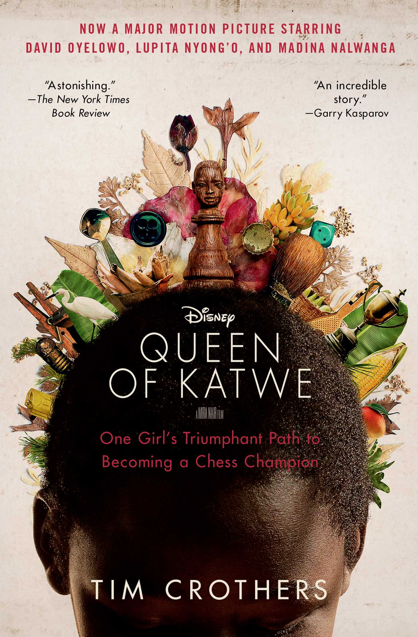 Image result for queen of katwe book