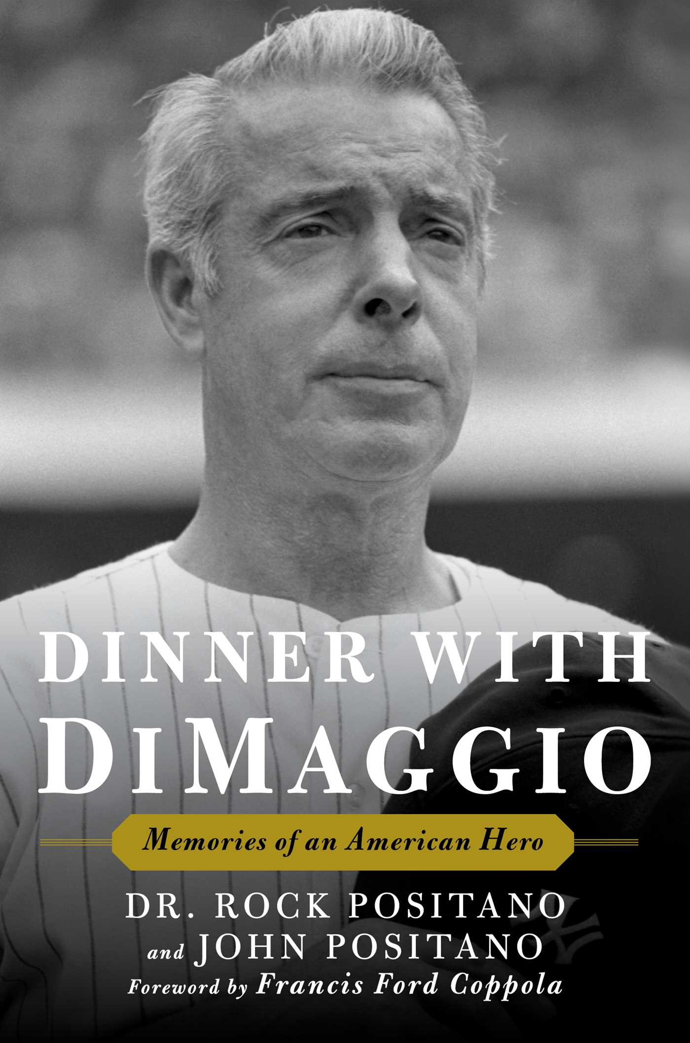 Image result for dinner with dimaggio