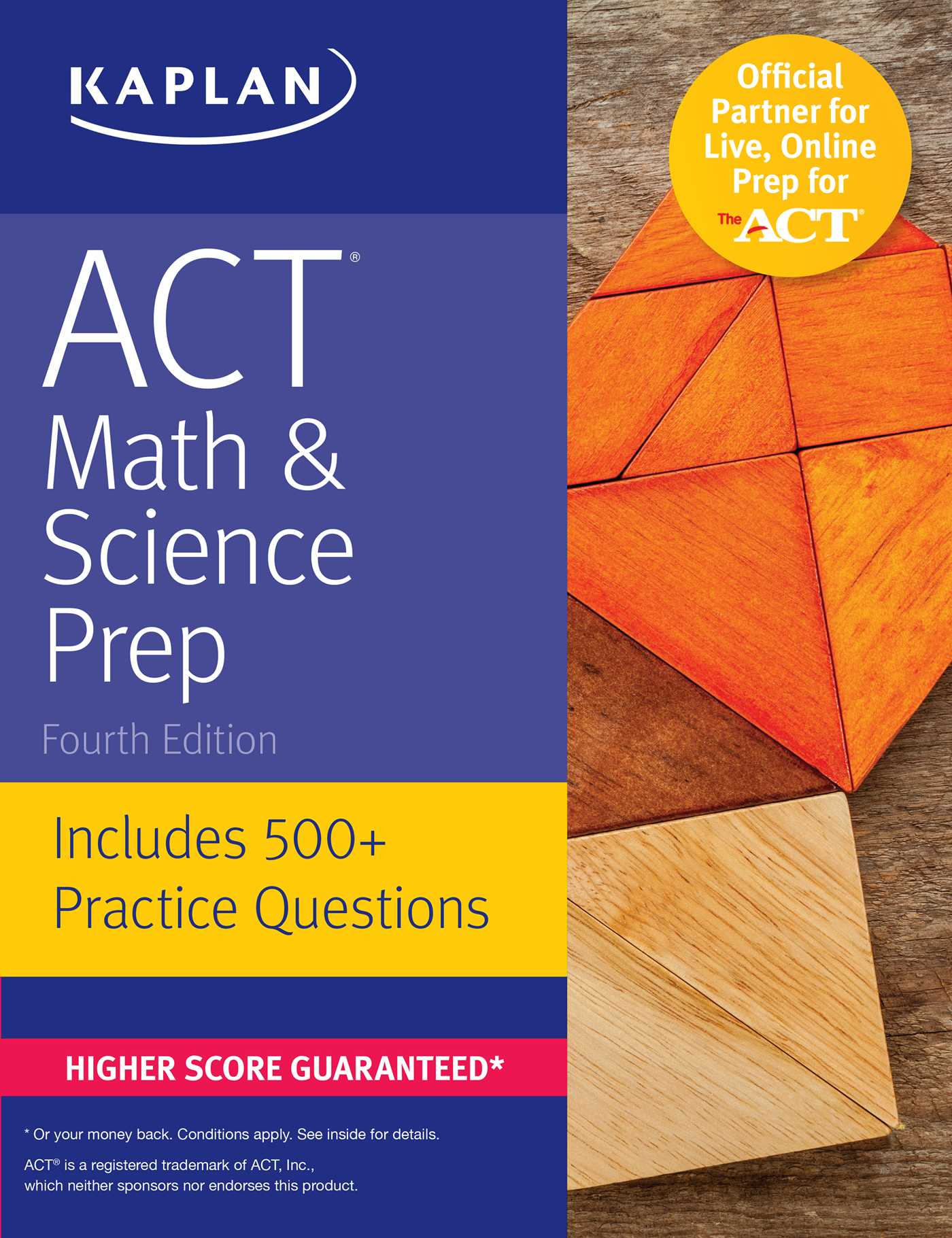 Act Math Amp Science Prep