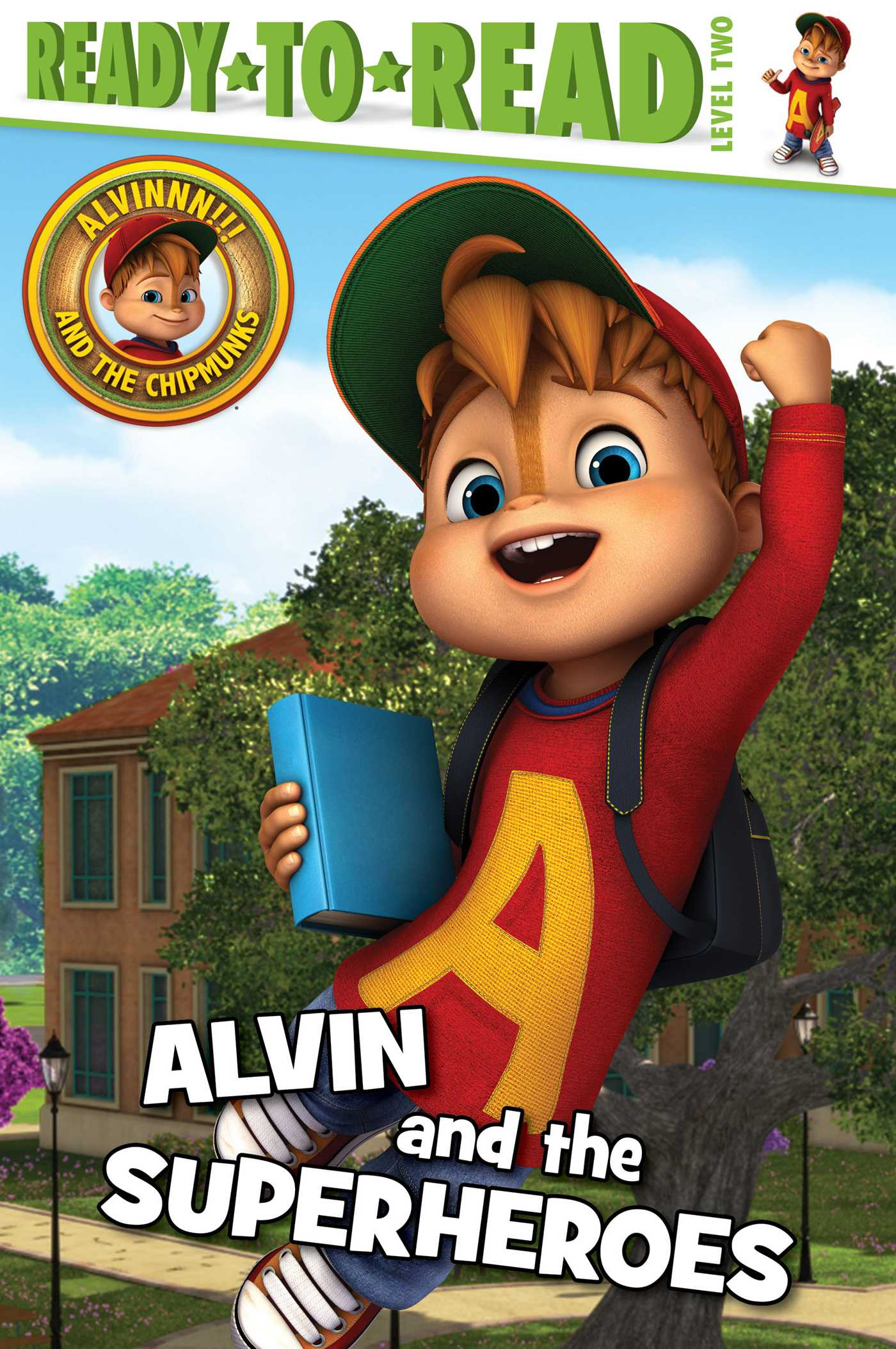 Alvin And The Superheroes Book By Lauren Forte