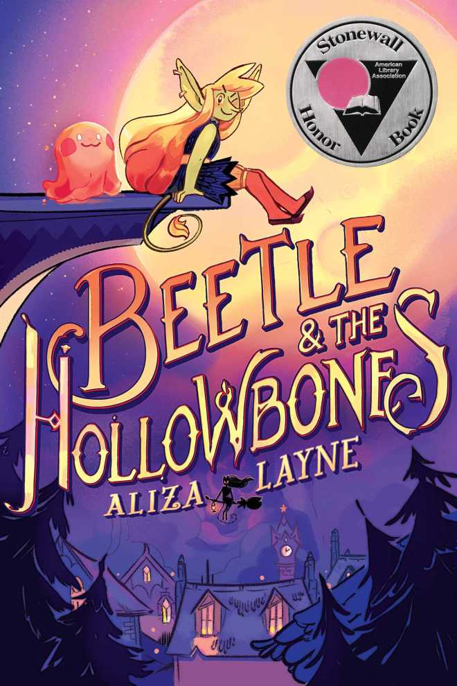 Beetle & the Hollowbones | Book by Aliza Layne, Natalie Riess, Kristen  Acampora | Official Publisher Page | Simon & Schuster