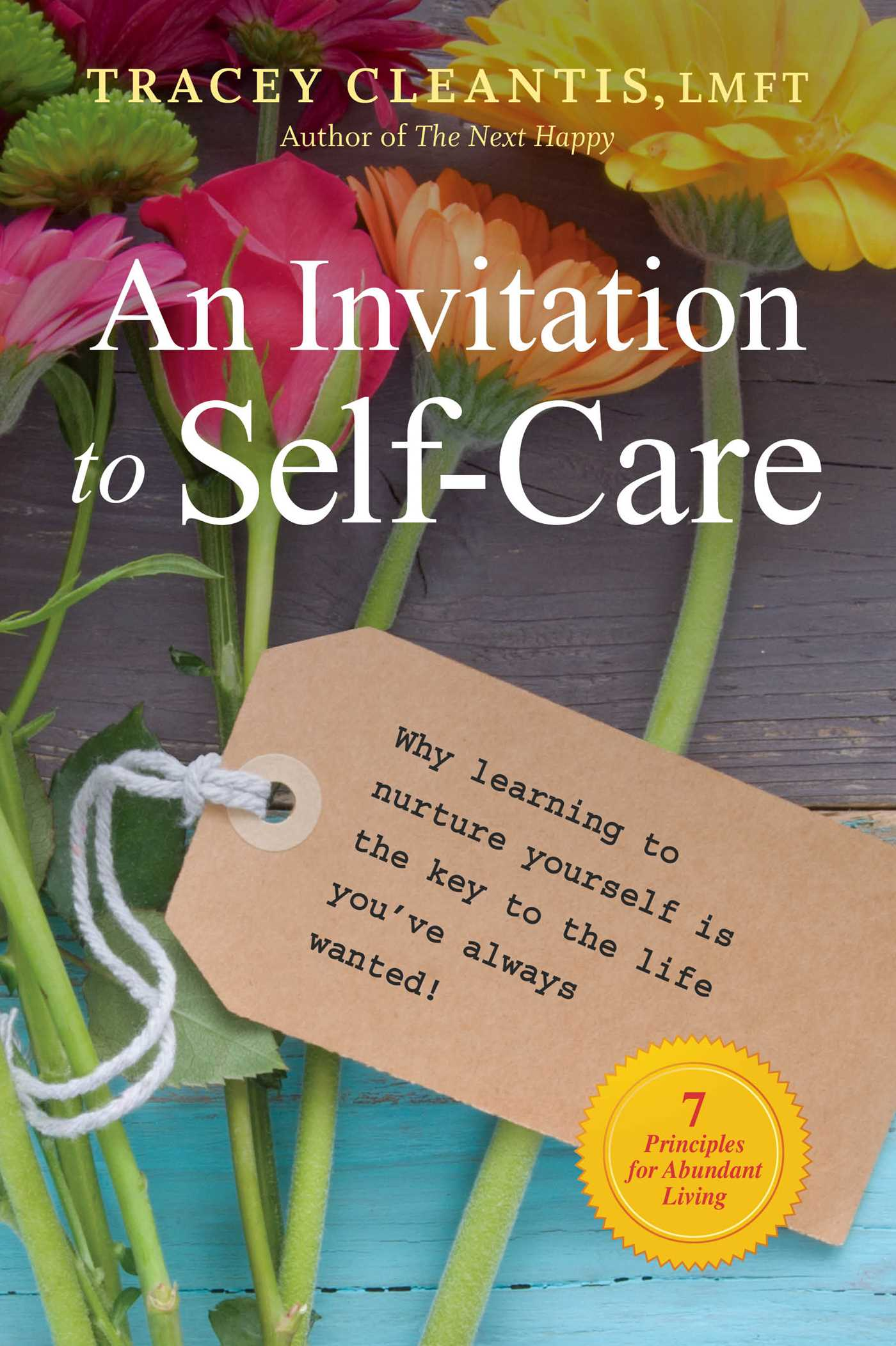 An Invitation To Self Care
