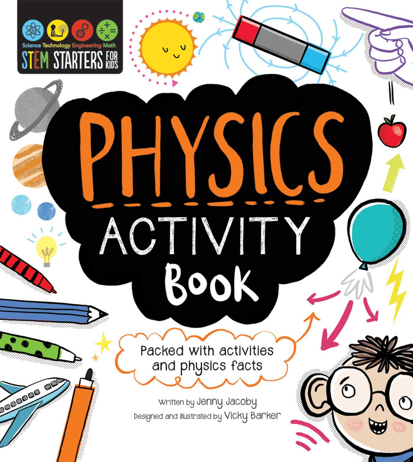 Stem Starters For Kids Physics Activity Book