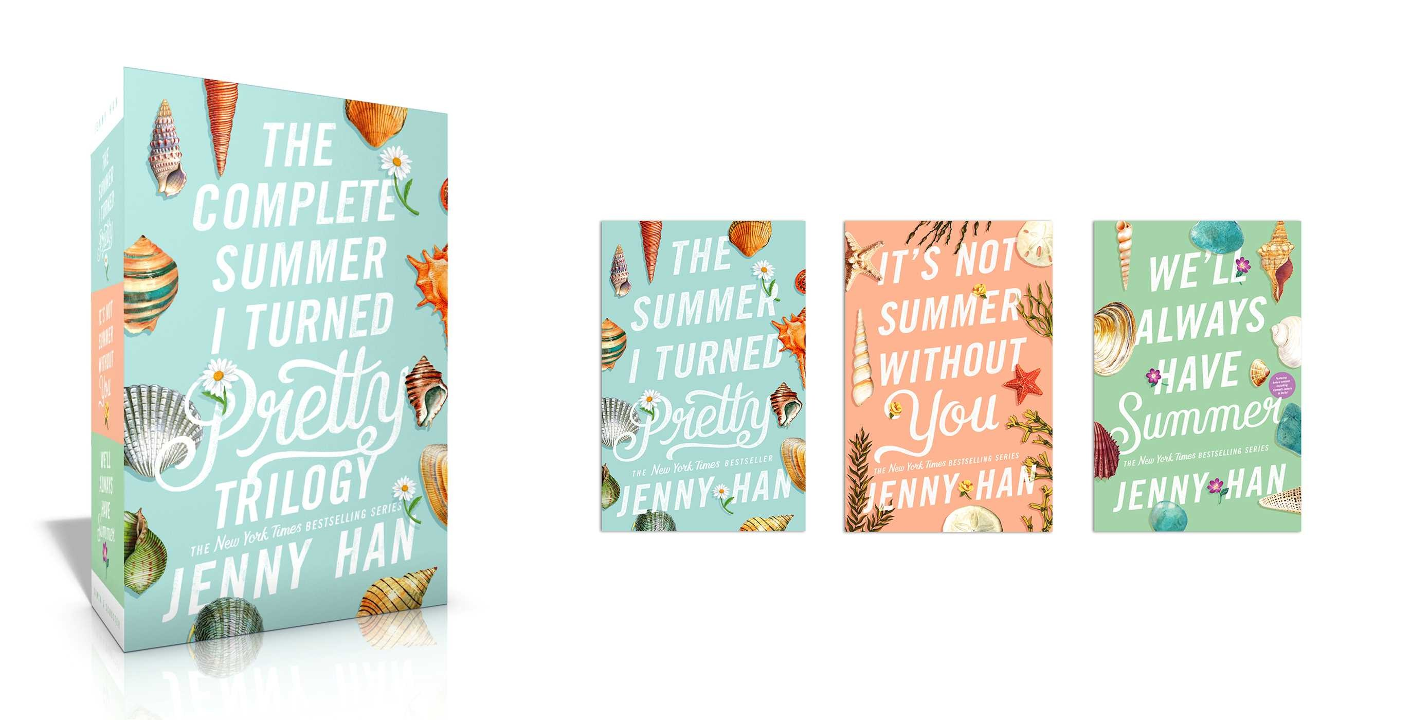 Image result for the summer i turned pretty books