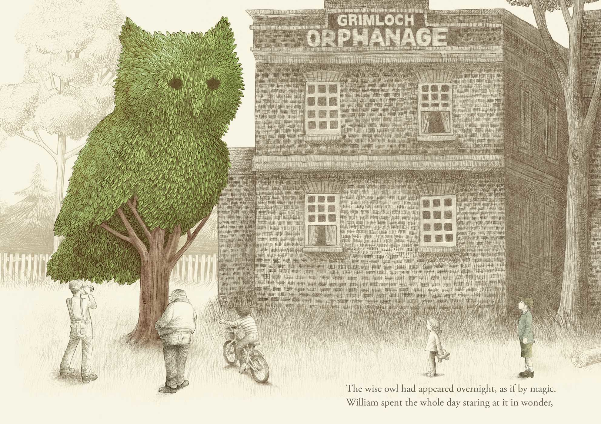 Image result for the night gardener the fan brothers