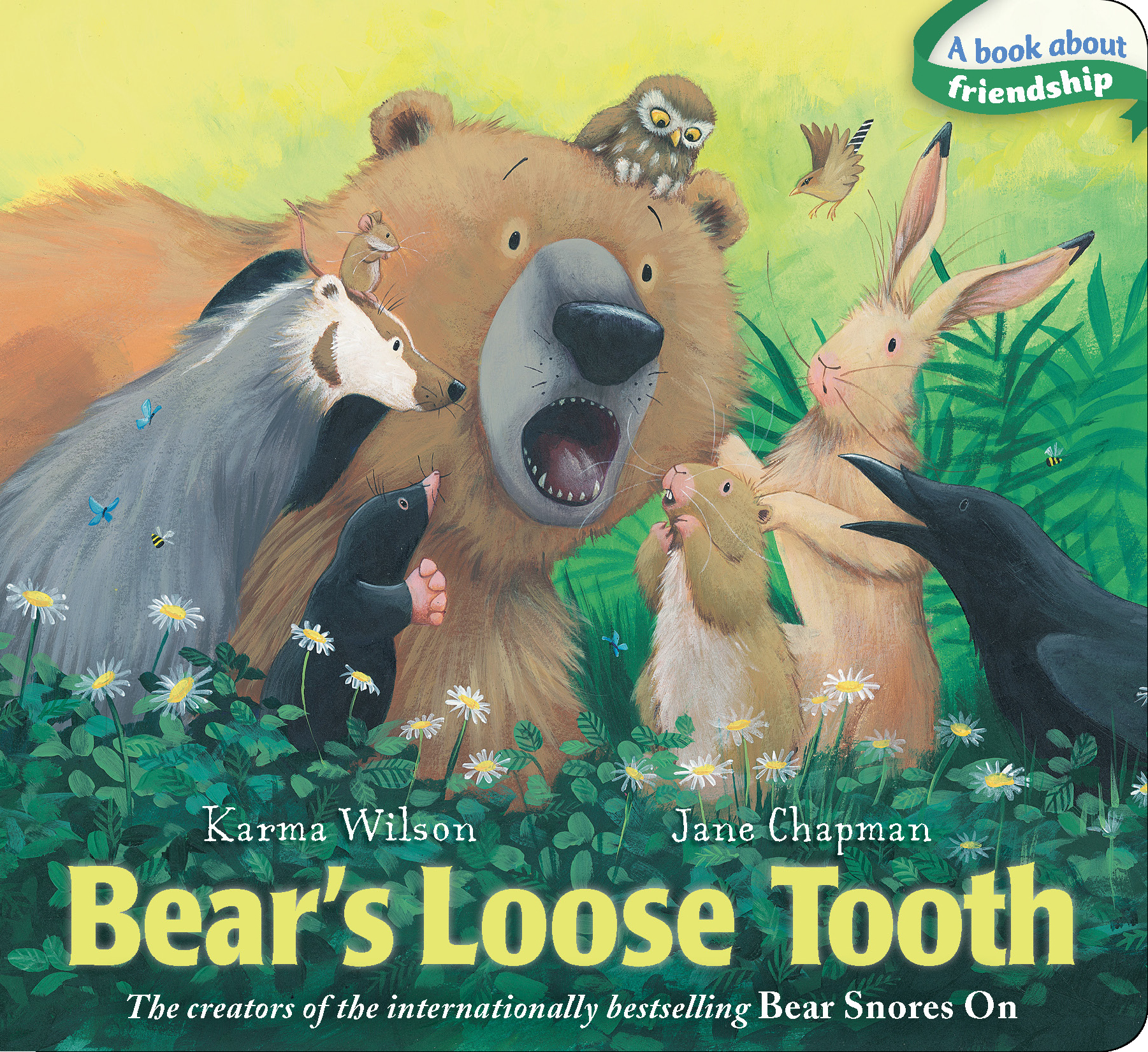 Bear S Loose Tooth