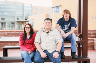 Joey Jergins, Forrest Gee, and William Jergins, Dixie State University student-plaintiffs