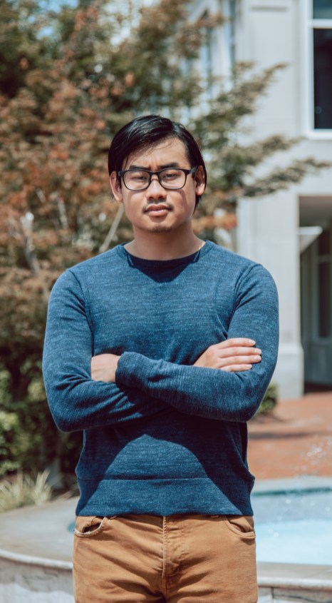 Edward Si (Courtesy of Photography by Marcela / FIRE)