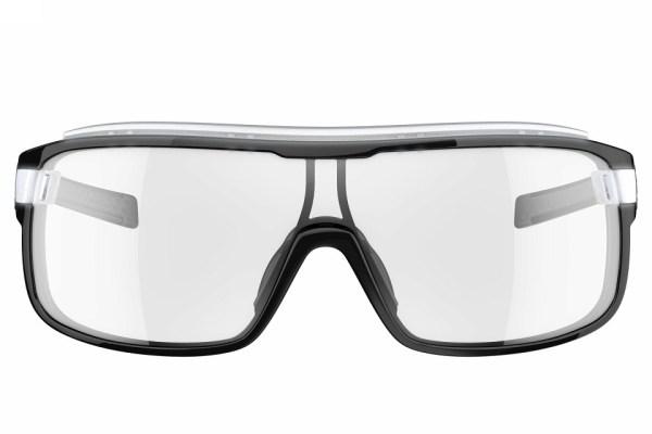 adidas ad02 Zonyk Pro S 6056 black shiny reflective
