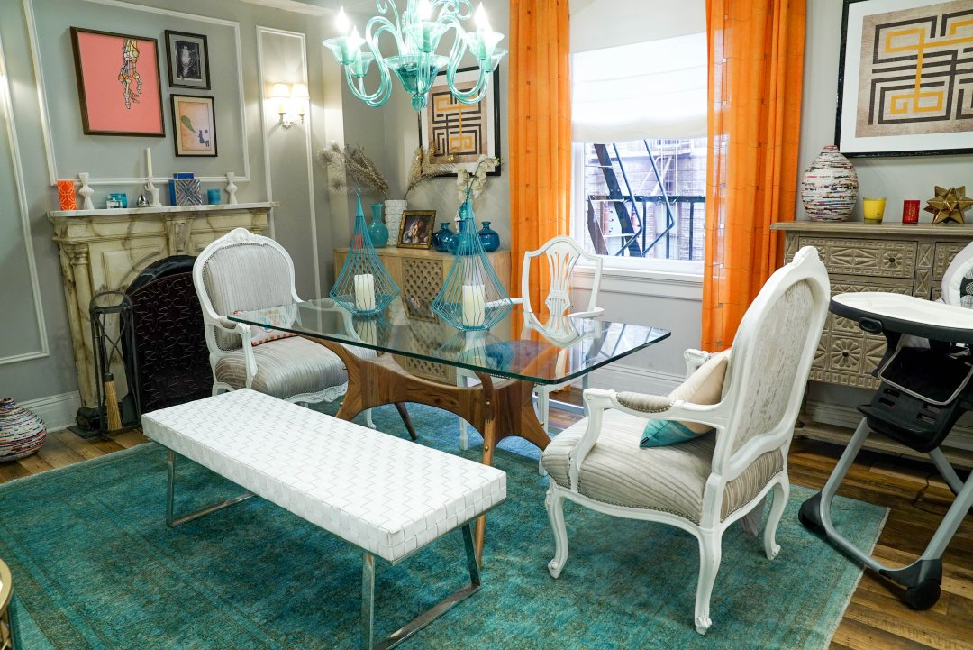 Mindys Shoppable House Tour The Chicest Apartment On TV
