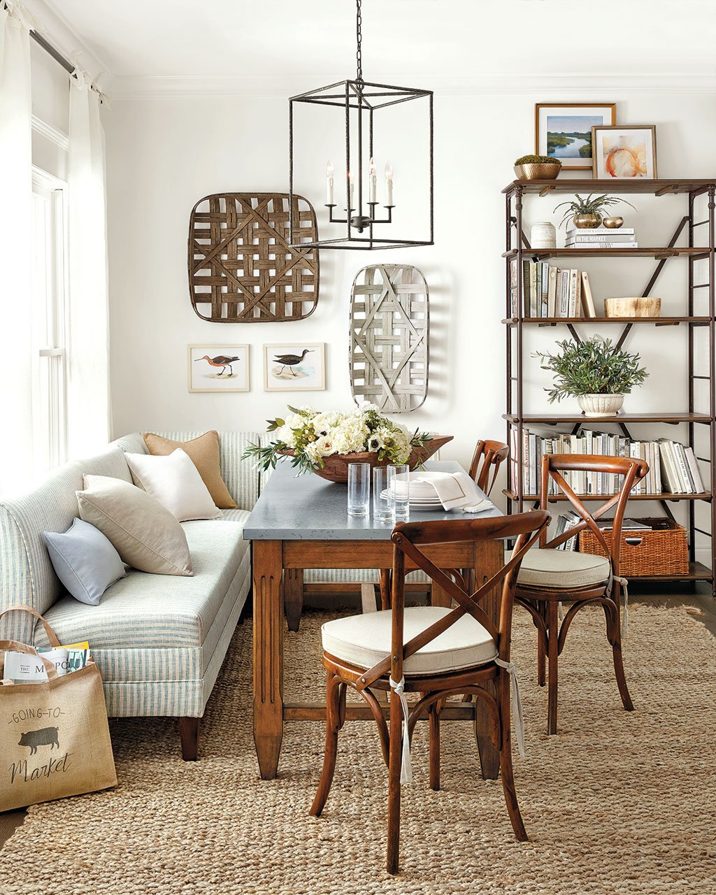 best breakfast nook ideas for a small
