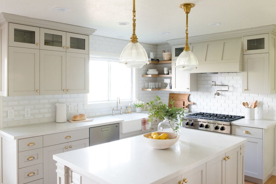 Evergreen Kitchen Remodel Reveal