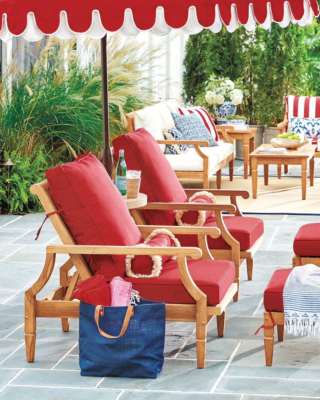 which new cushion for outdoor chairs
