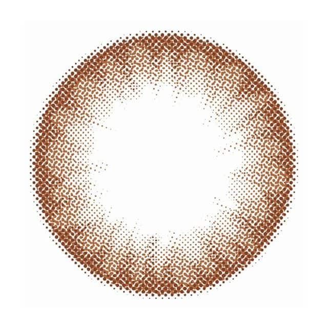 ピエナージュ No.5 ガーリー レンズ画像
