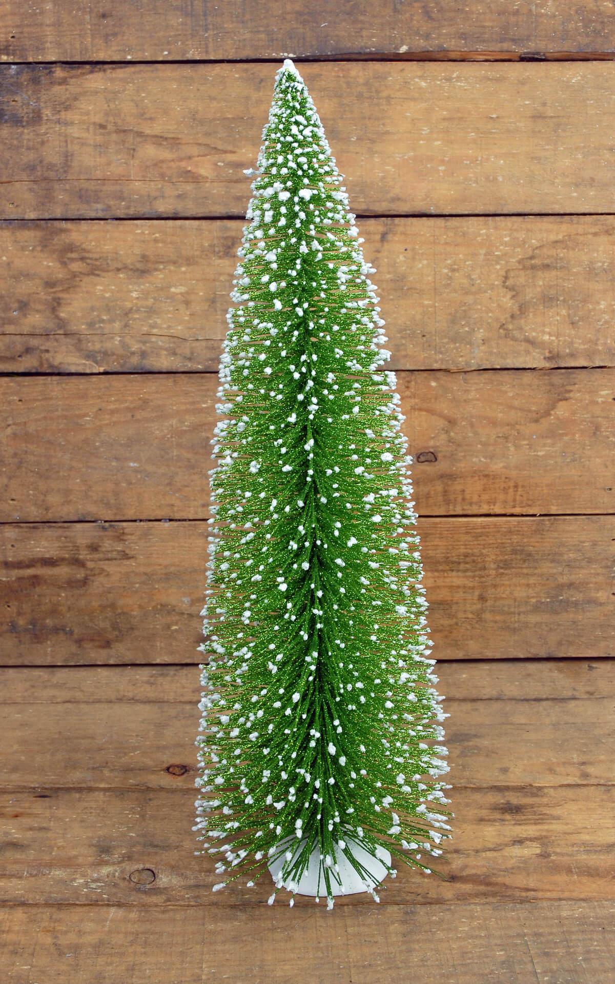 Bottle Brush Christmas Trees Extra Large 16