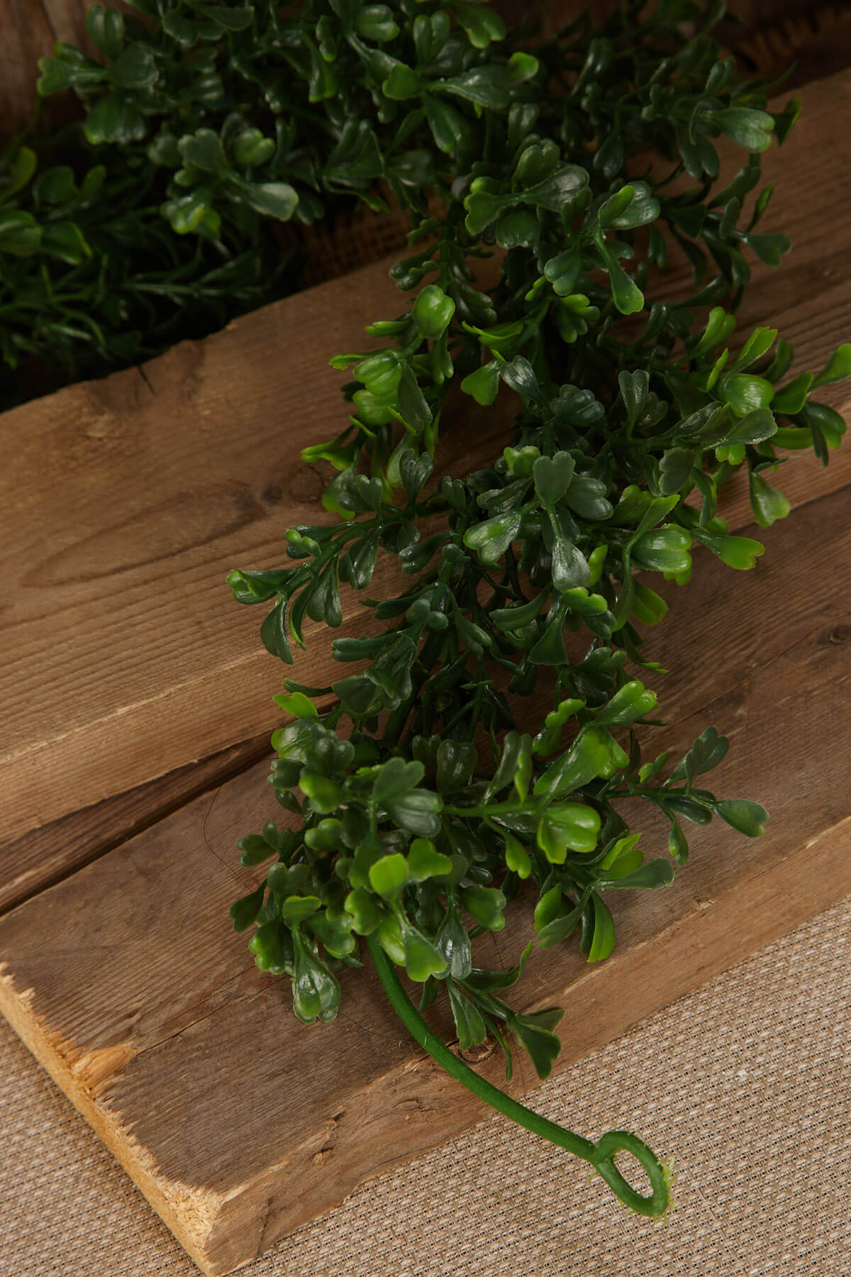 Boxwood Garland Artificial 6ft