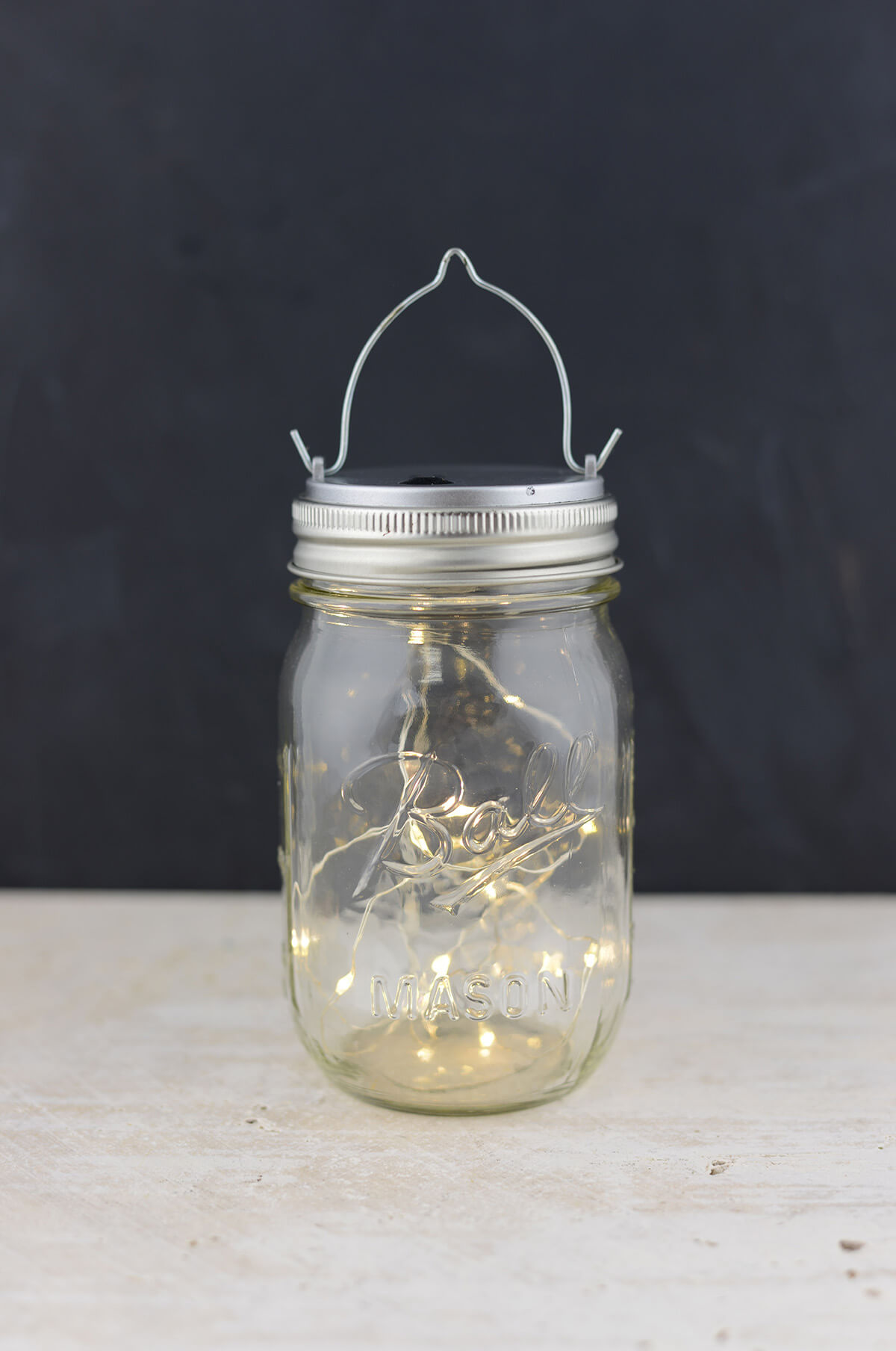 Mason Jar Lights 20CT Warm White LED Fairy Lights With Lid