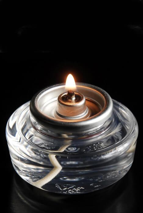 Restaurant Table Candle Ideas