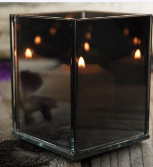 Myriad Mirror Candleholder 325x 4
