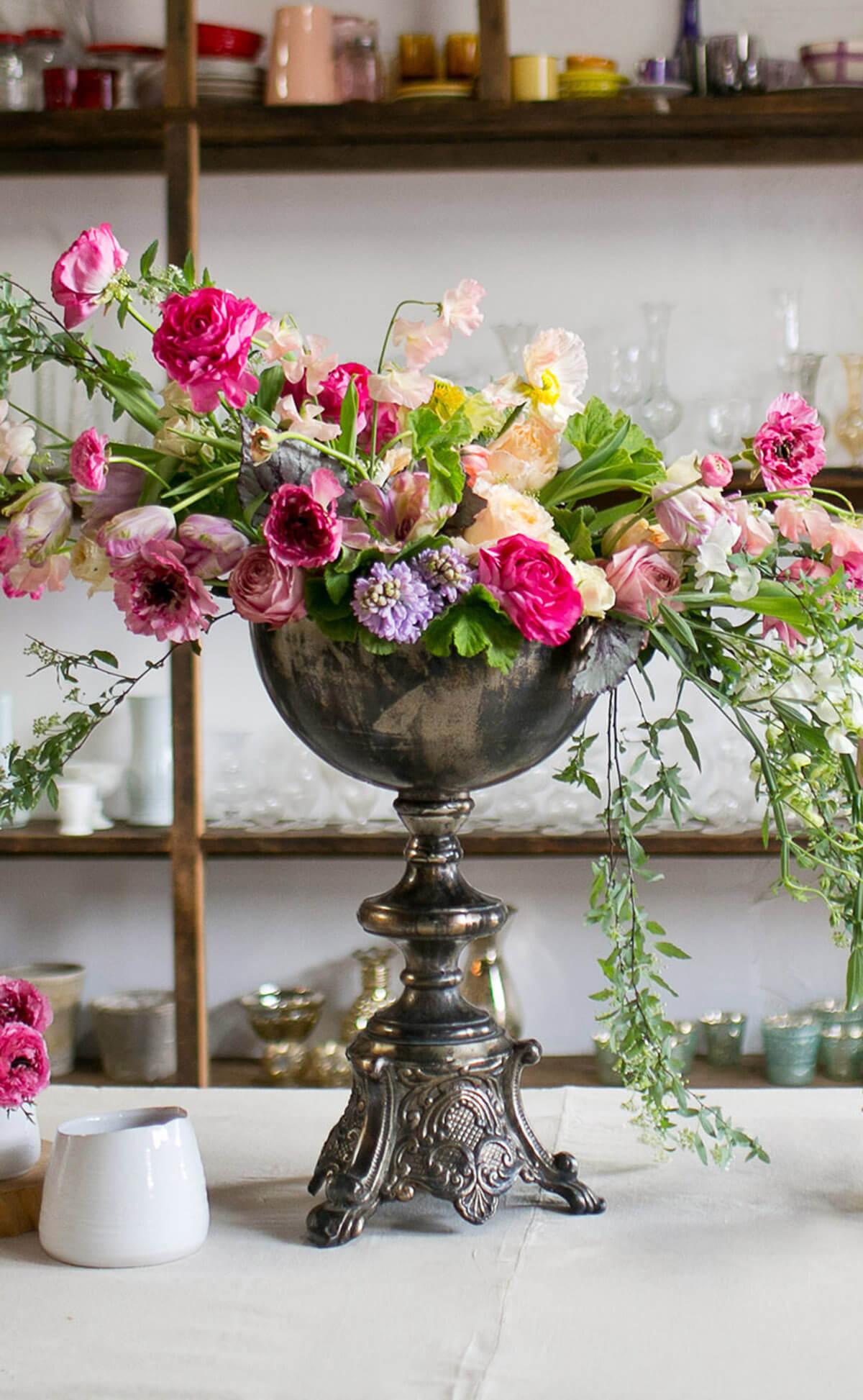 Large Vases Plants