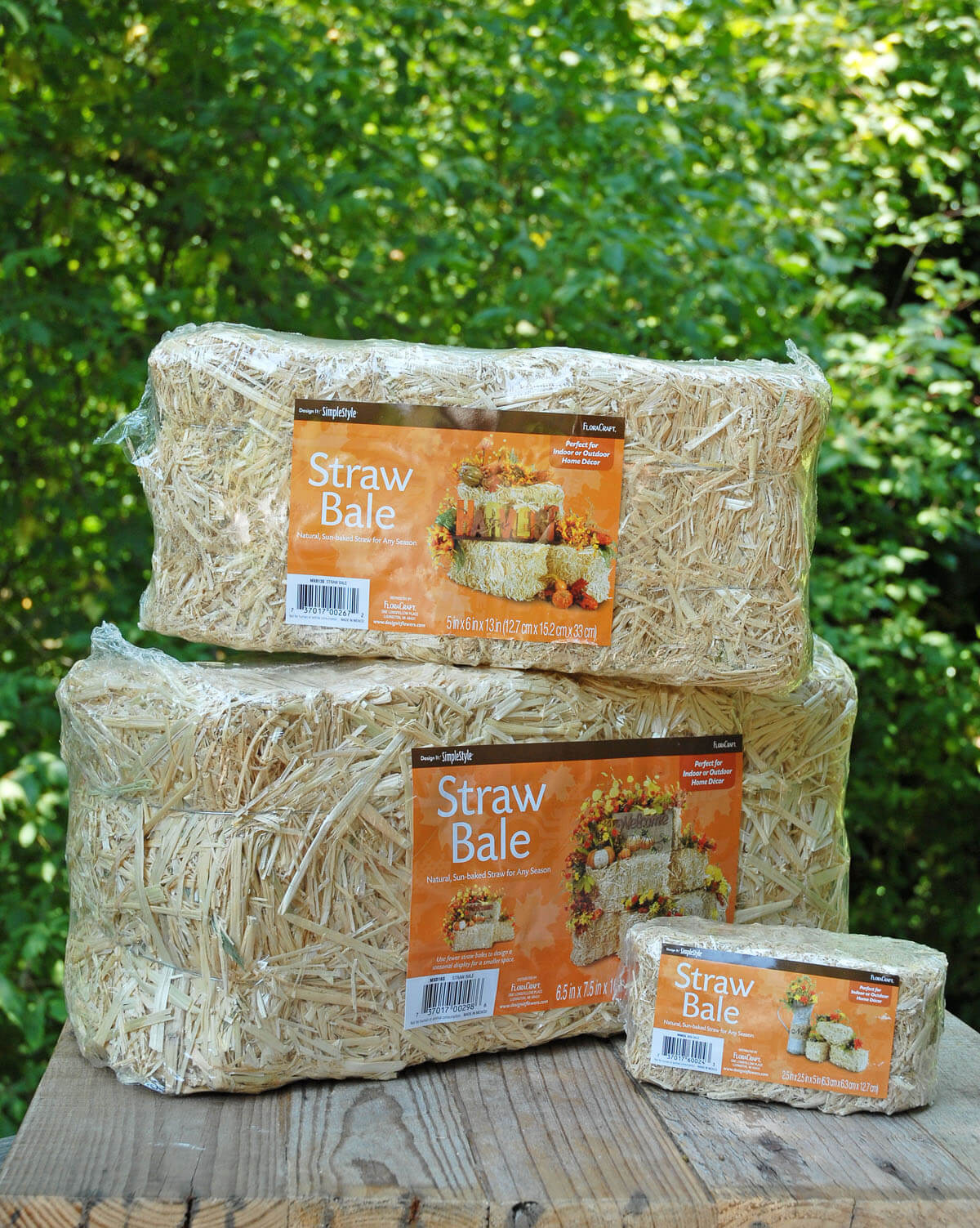 Straw Bales 16 Large