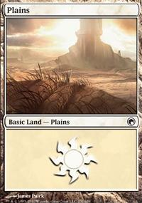 MTG Card: Plains